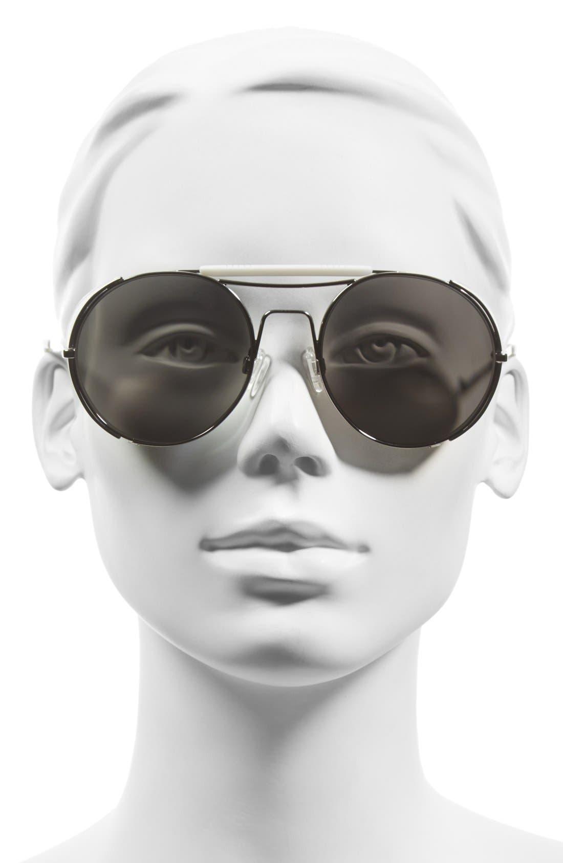 Alternate Image 2  - ill.i by will.i.am 'WA508S' 55mm Sunglasses