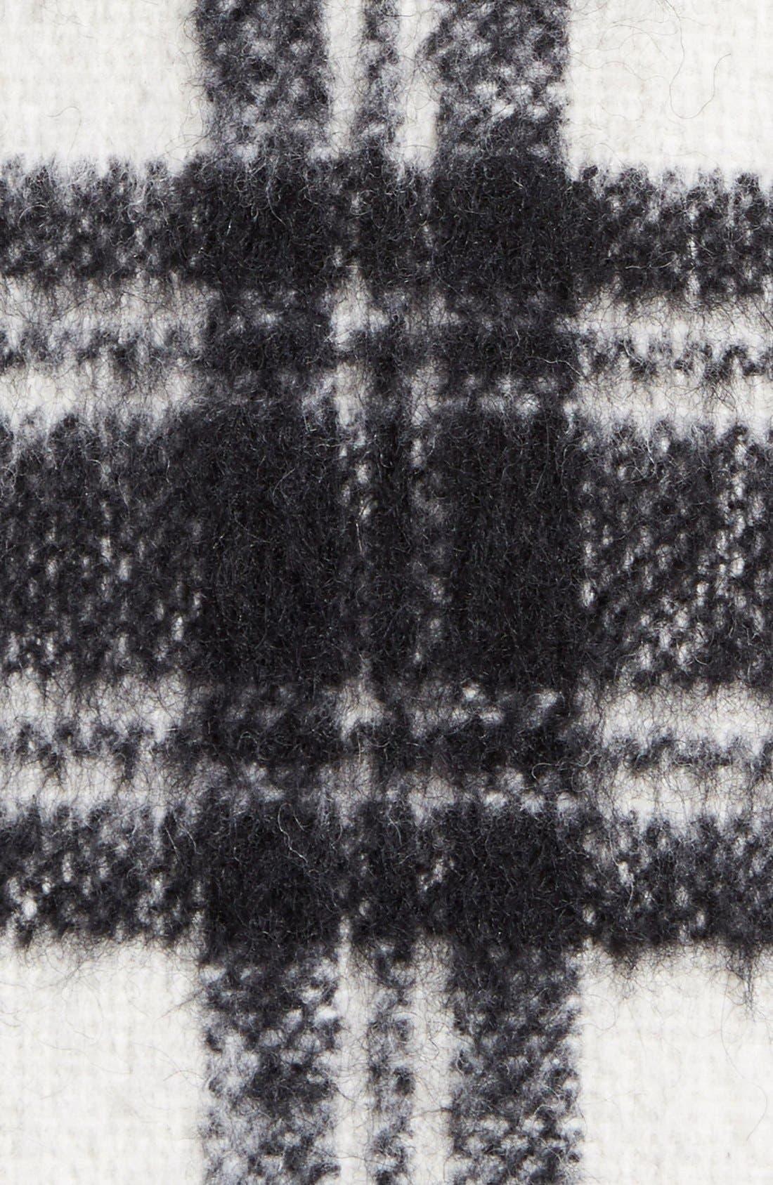Alternate Image 4  - Madewell'Copeland Plaid' Reversible Vest