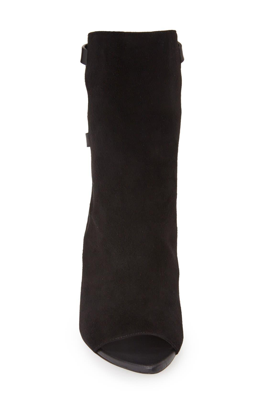 Alternate Image 3  - Proenza Schouler 'Selvino' Peep Toe Boot (Women)
