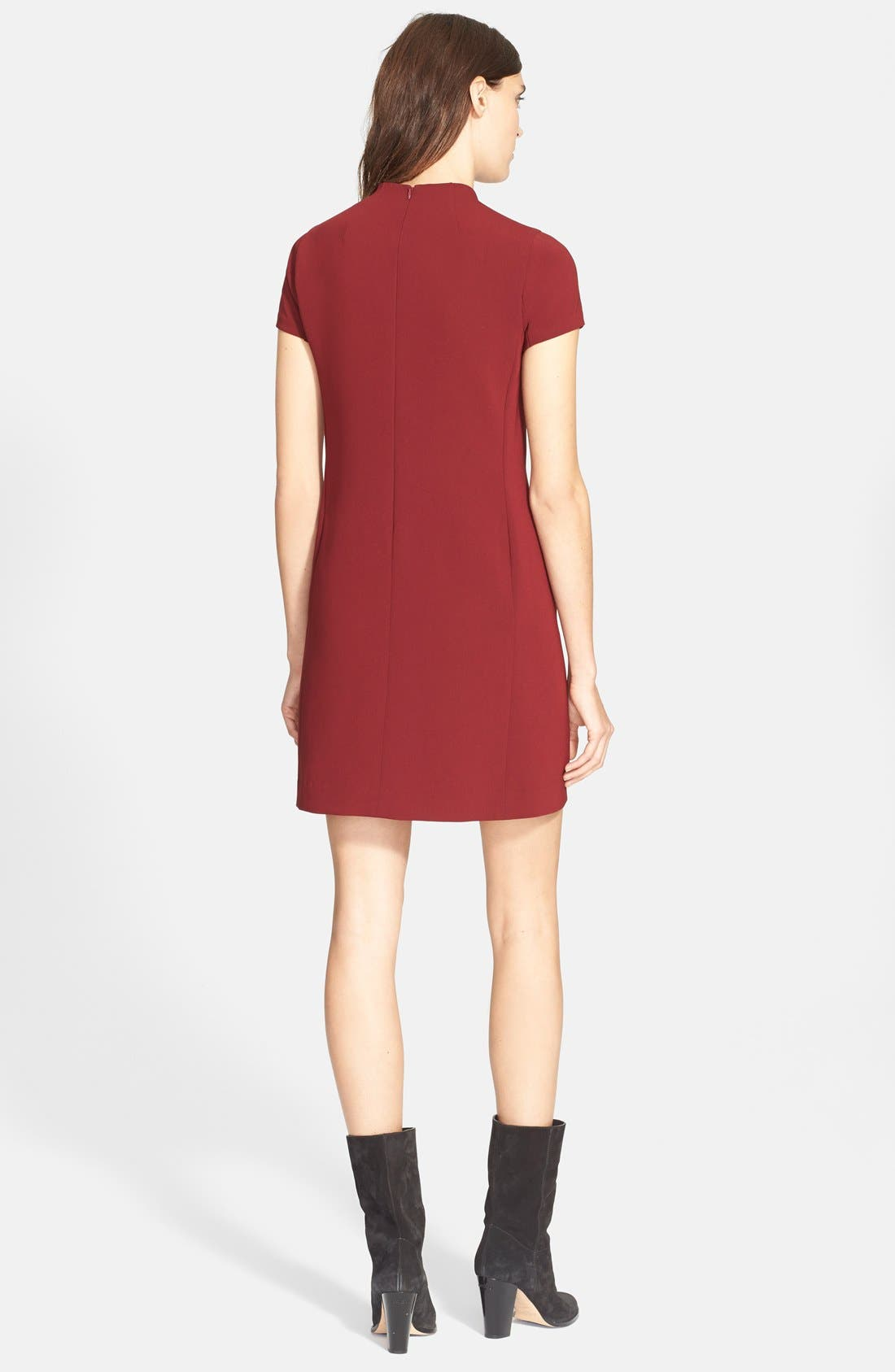Alternate Image 2  - Theory 'Jasneah' Crepe Shift Dress