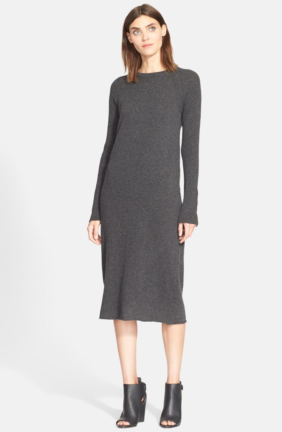 Alternate Image 1 Selected - Equipment 'Willy' Cashmere Sweater Dress