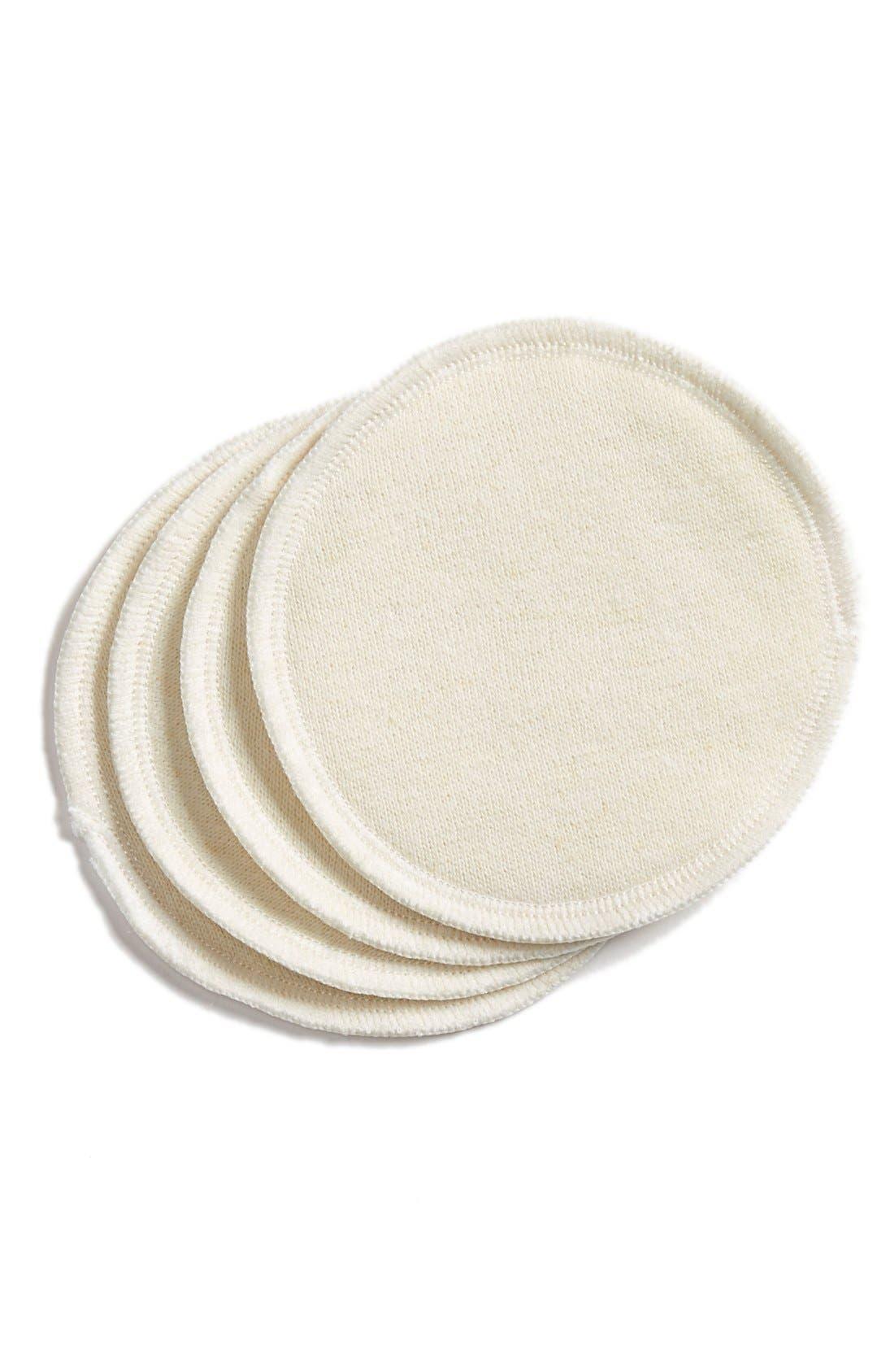Alternate Image 2  - Cake 'Cupcake' Organic Hemp & Cotton Nursing Pad Liner Inserts (4-Pack)