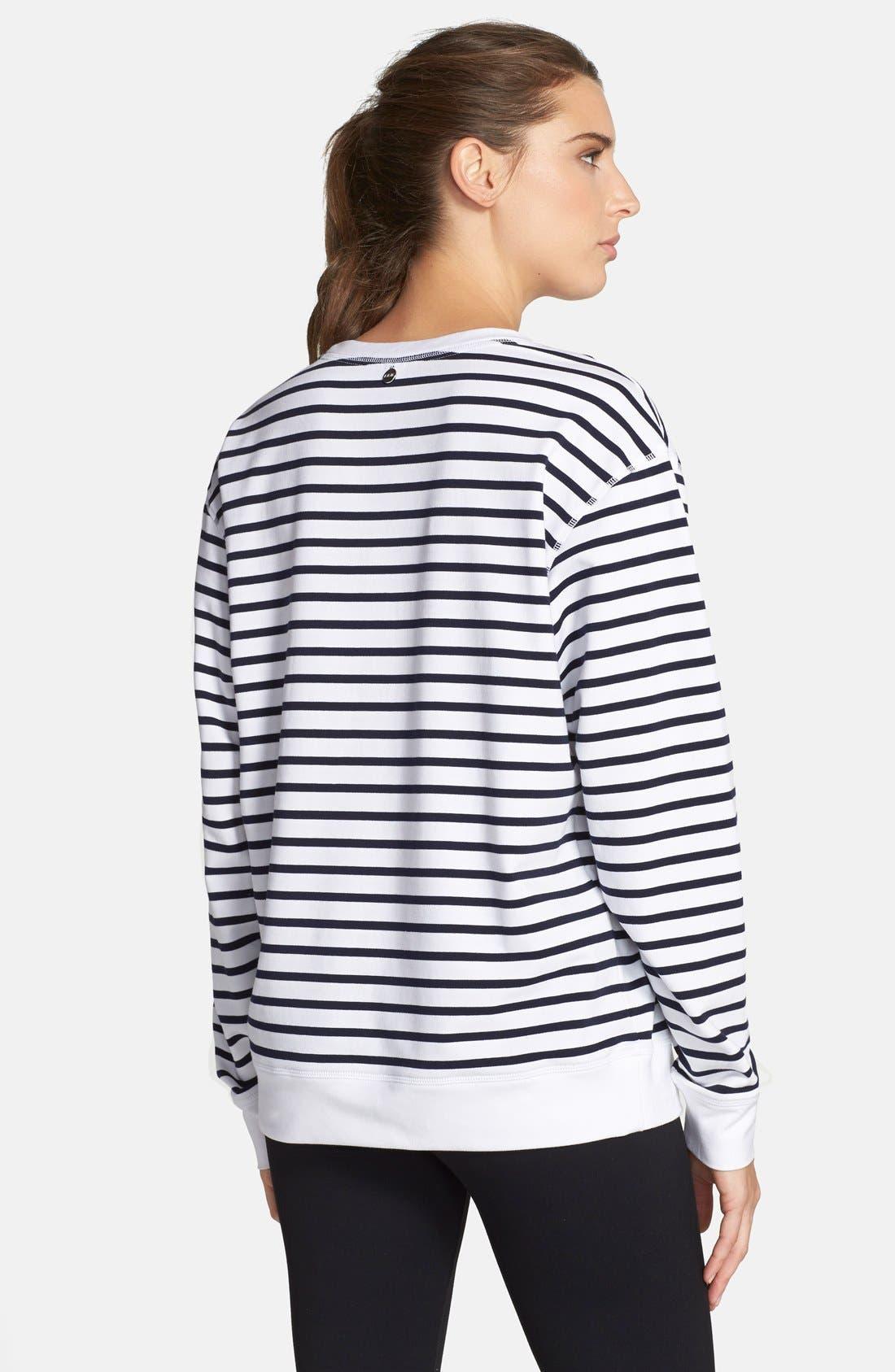 Alternate Image 2  - Lorna Jane 'Lily' Sweatshirt