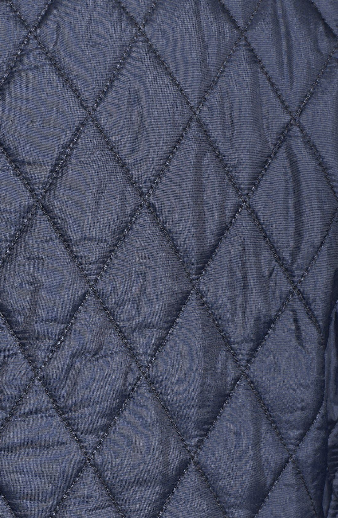 Alternate Image 3  - Burberry Brit 'Howe' Quilted Jacket