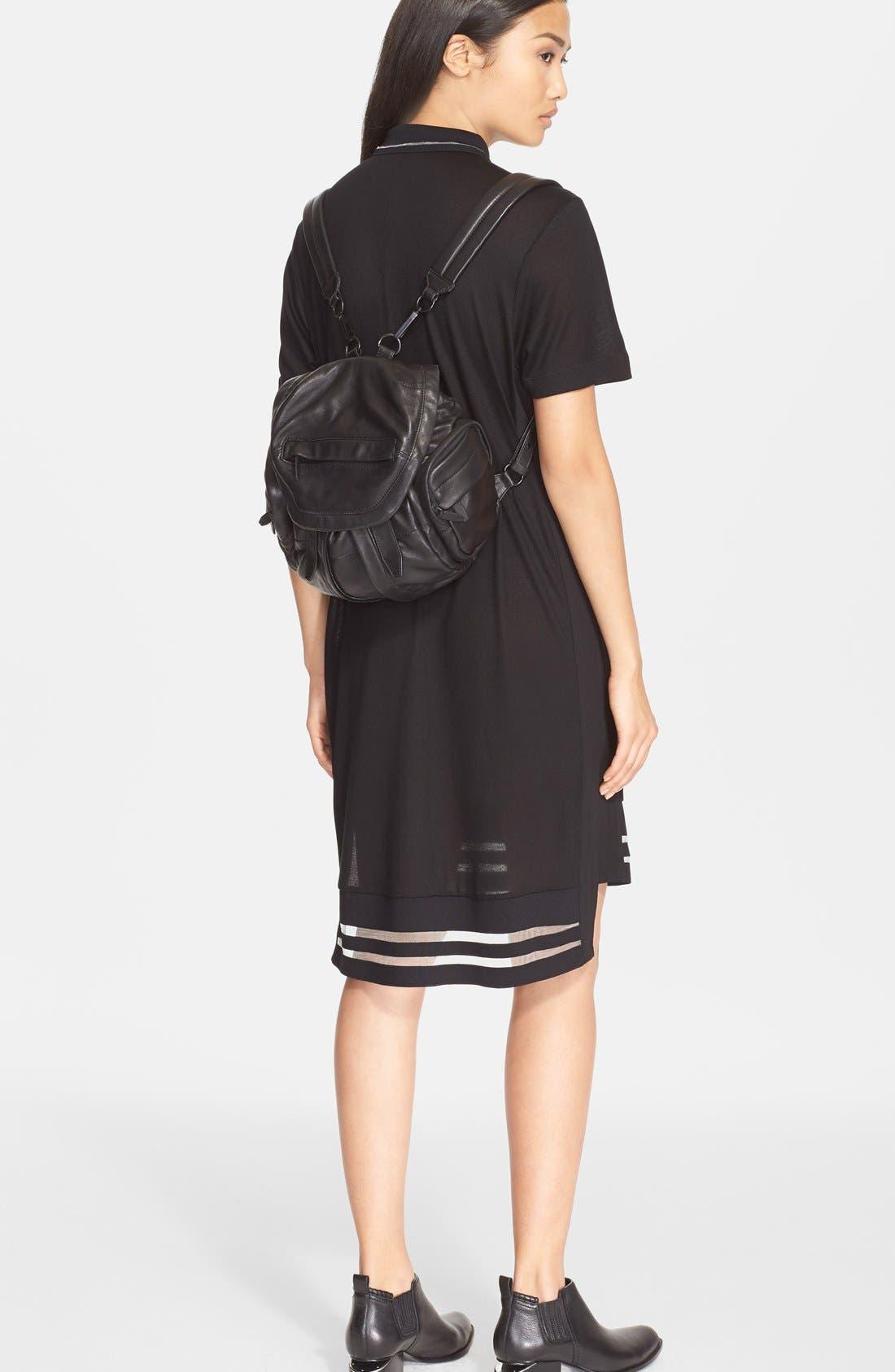 Alternate Image 2  - Alexander Wang Mini Marti Leather Backpack