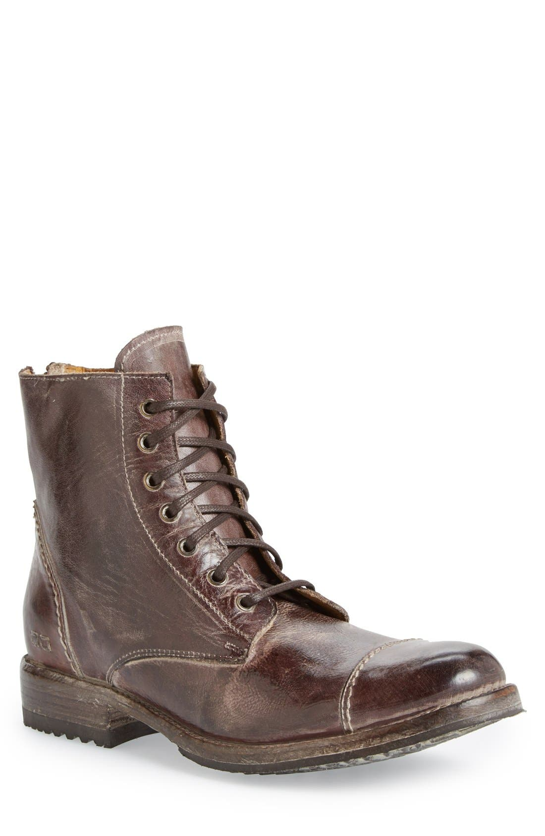 Alternate Image 1 Selected - Bed Stu 'Protégé' Cap Toe Boot (Men)
