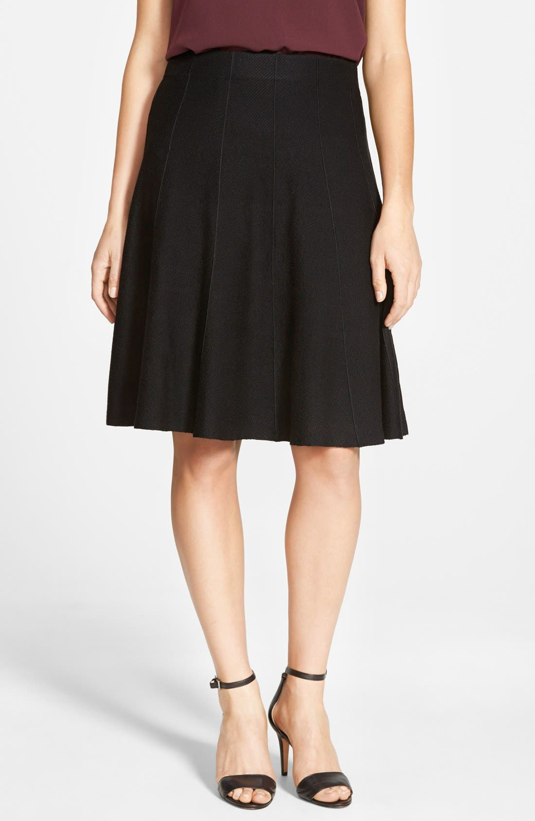 NIC+ZOE Panel Twirl Skirt