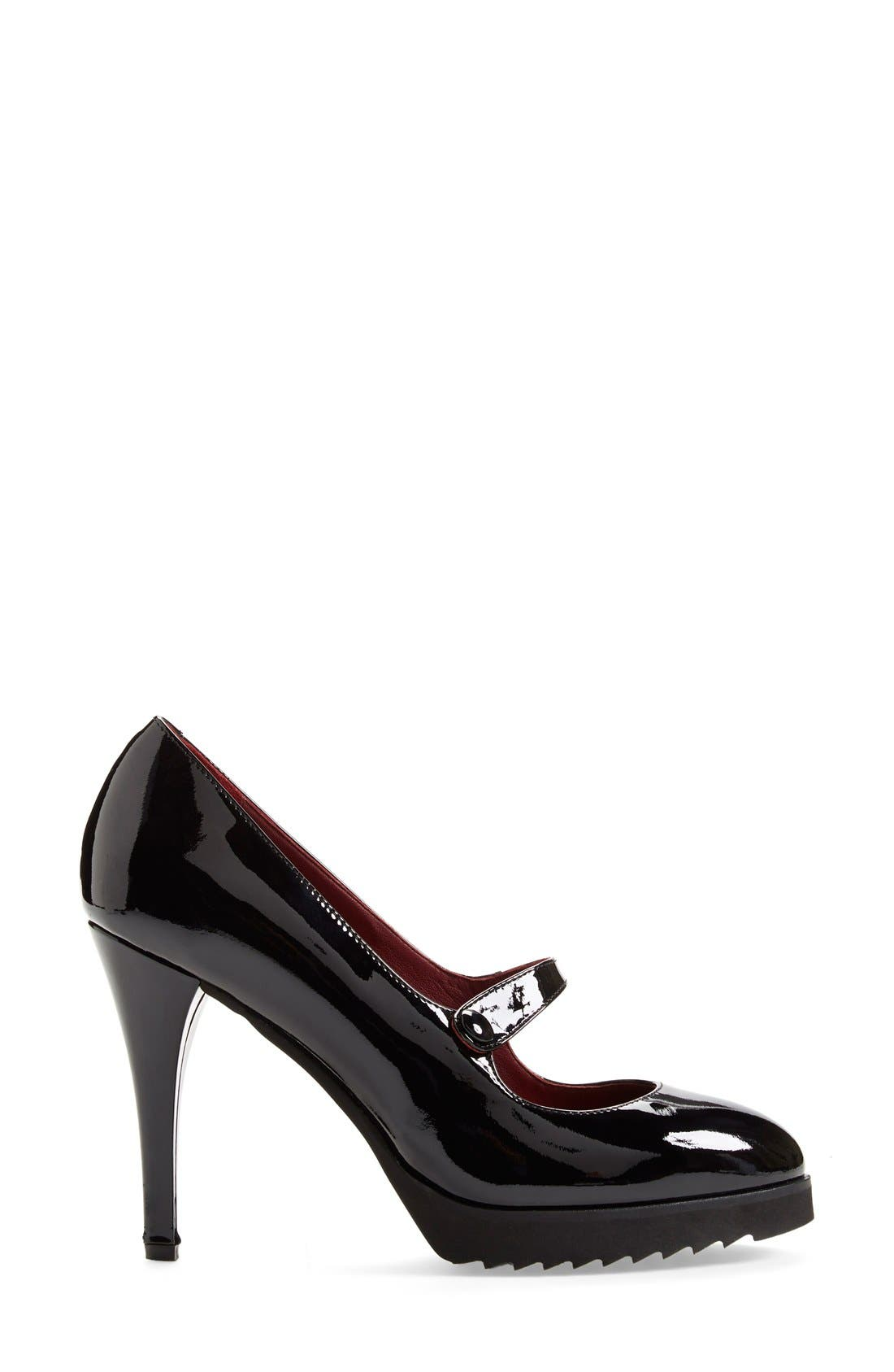 Alternate Image 4  - Anyi Lu 'Camille' Mary Jane Pump (Women)