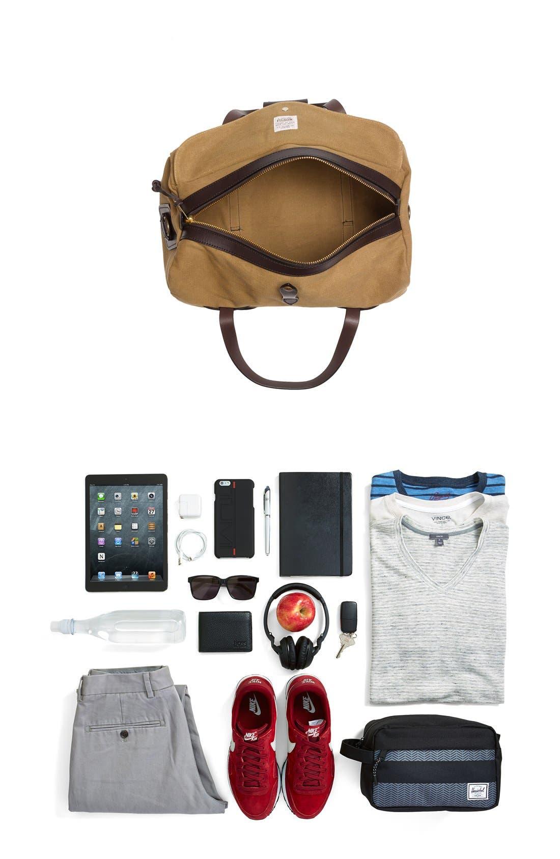Alternate Image 5  - Filson Small Duffel Bag