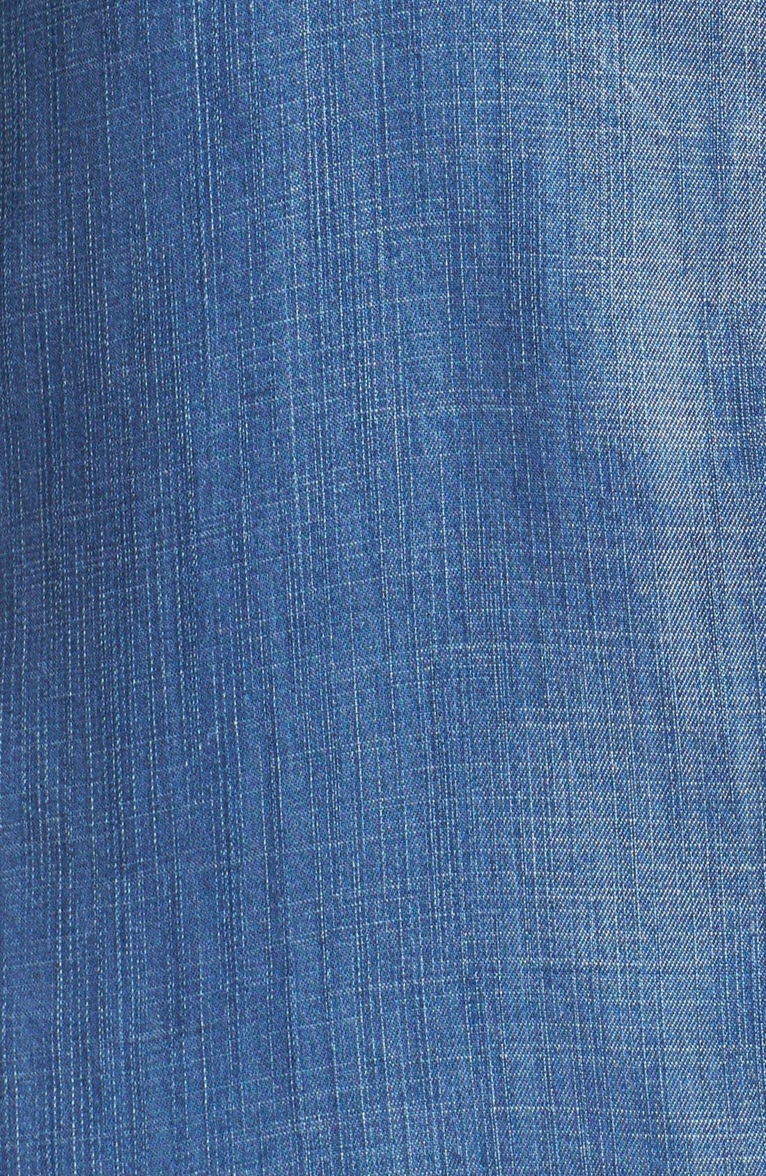 Alternate Image 4  - Tart 'Jenine' Chambray Shirtdress