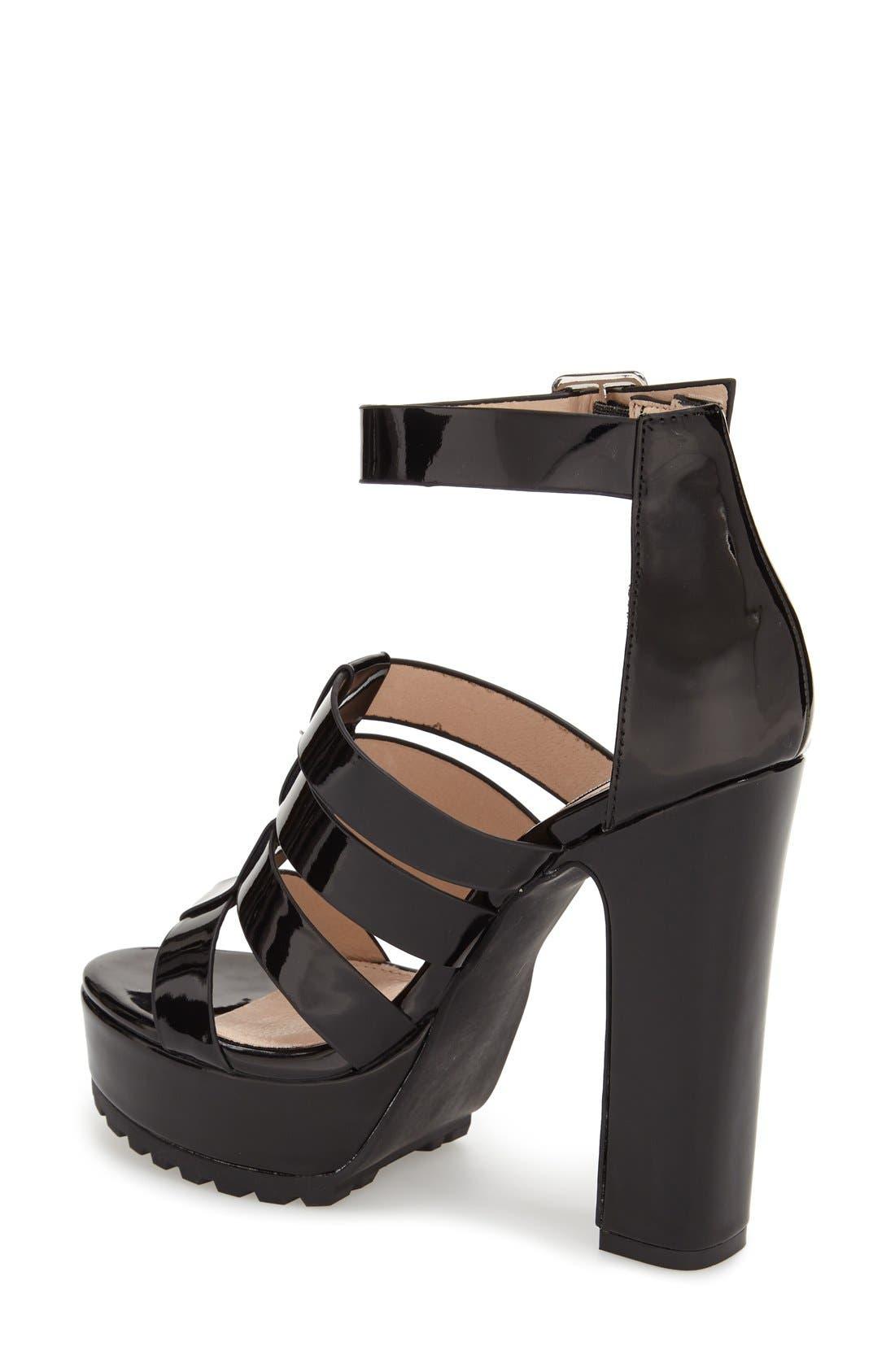 Alternate Image 2  - Steve Madden 'Groove' Platform Sandal (Women)