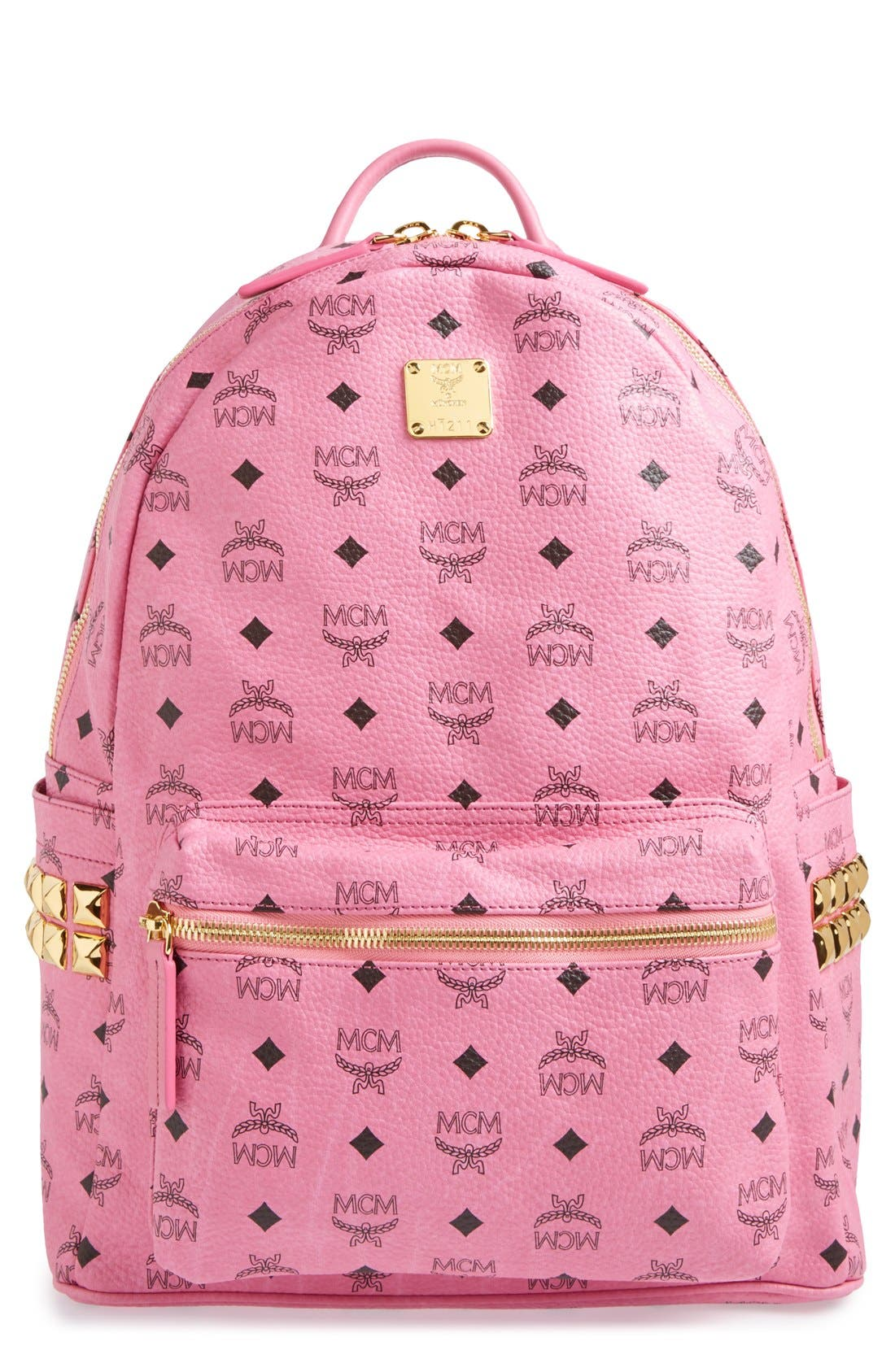 Alternate Image 1 Selected - MCM 'Medium Stark' Side Stud Backpack