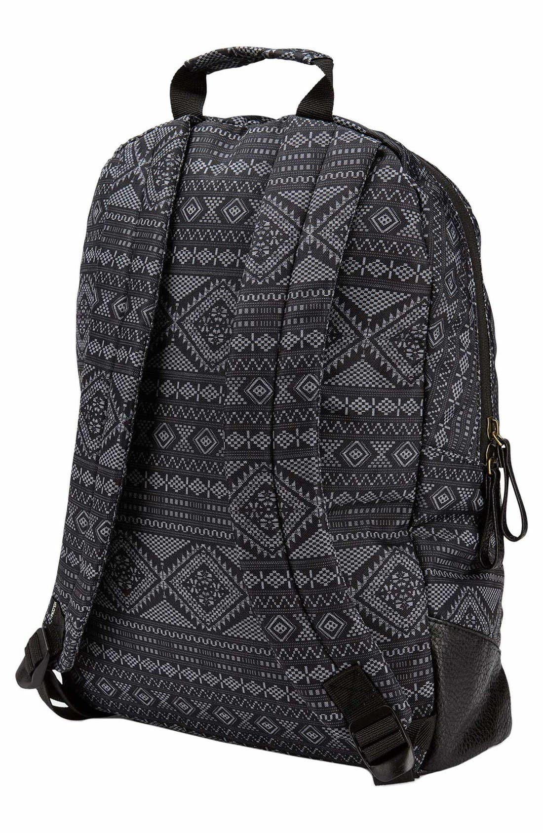 Alternate Image 2  - Volcom 'Schoolyard' Print Backpack