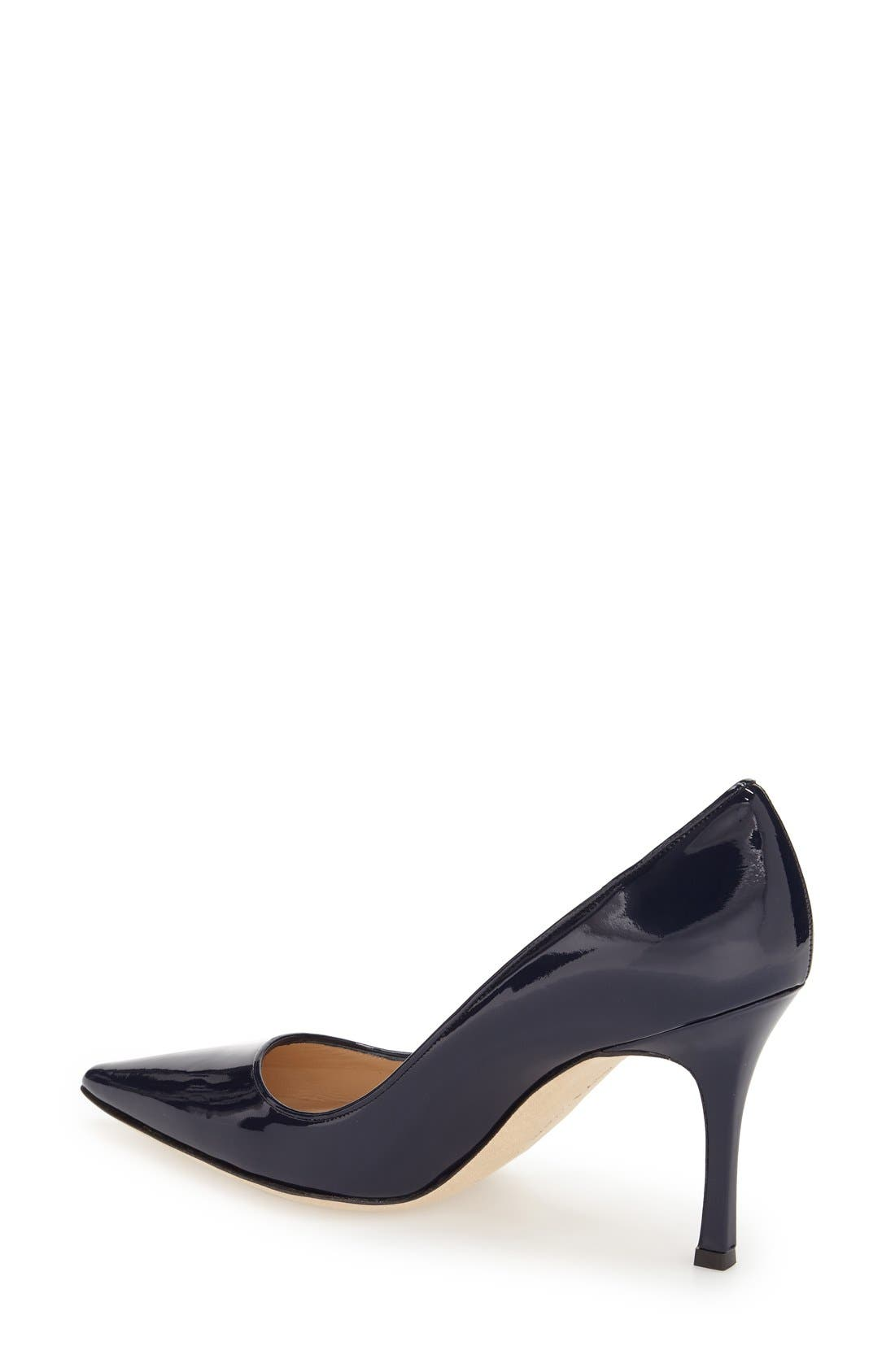 Alternate Image 2  - Manolo Blahnik 'Newcio' Pump (Women)