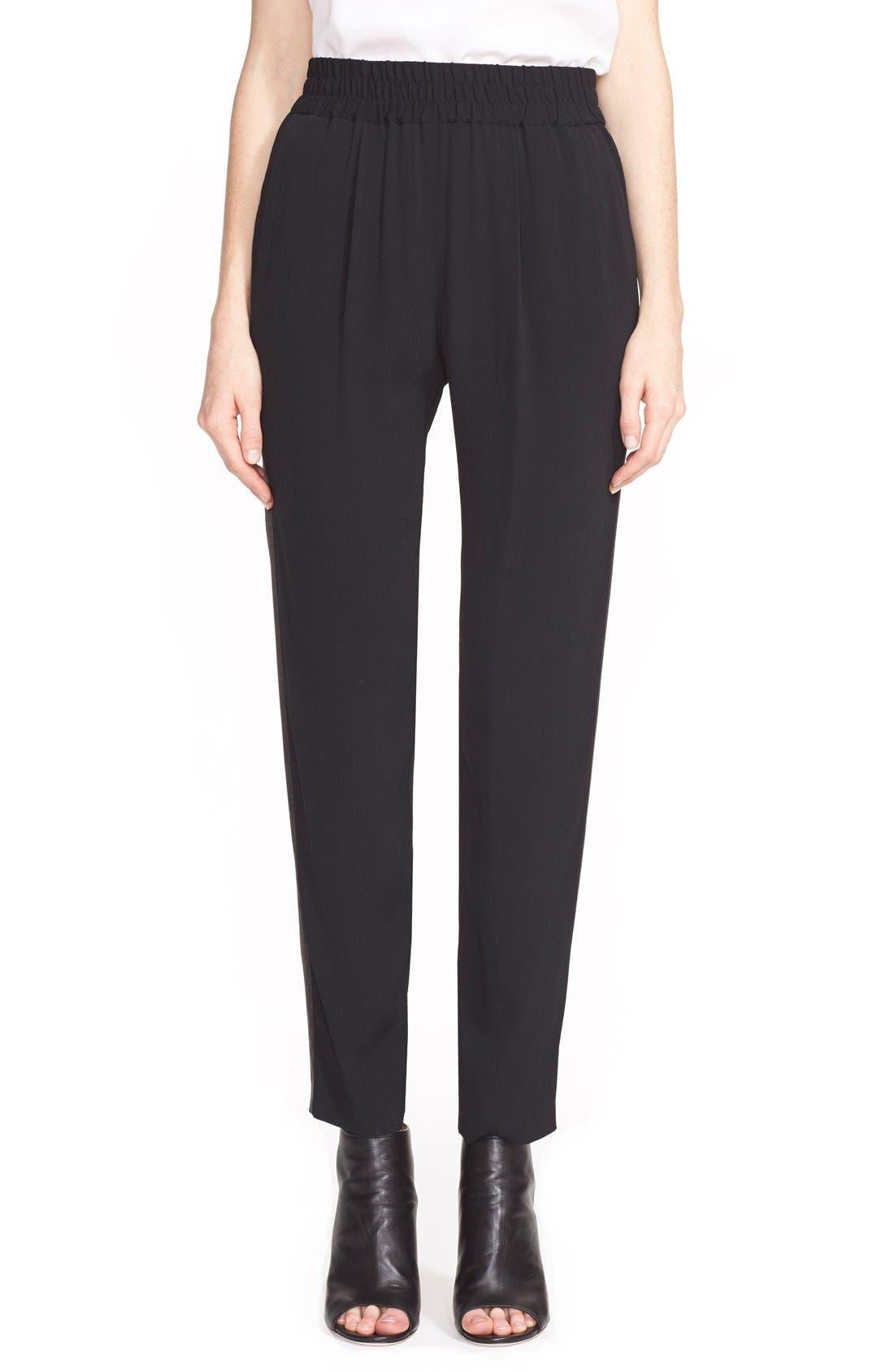Rebecca Taylor 'Emma' Side Stripe Pants
