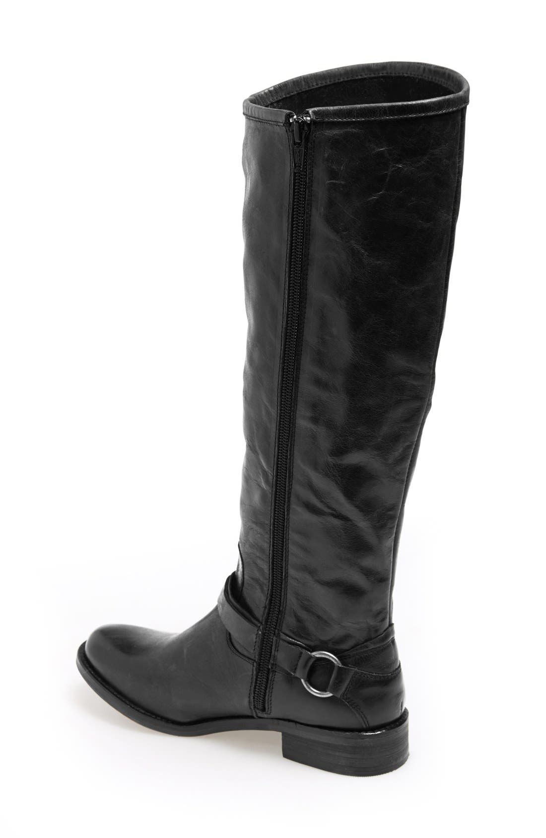 Alternate Image 2  - Hinge 'Dakotah' Knee High Riding Boot (Women)