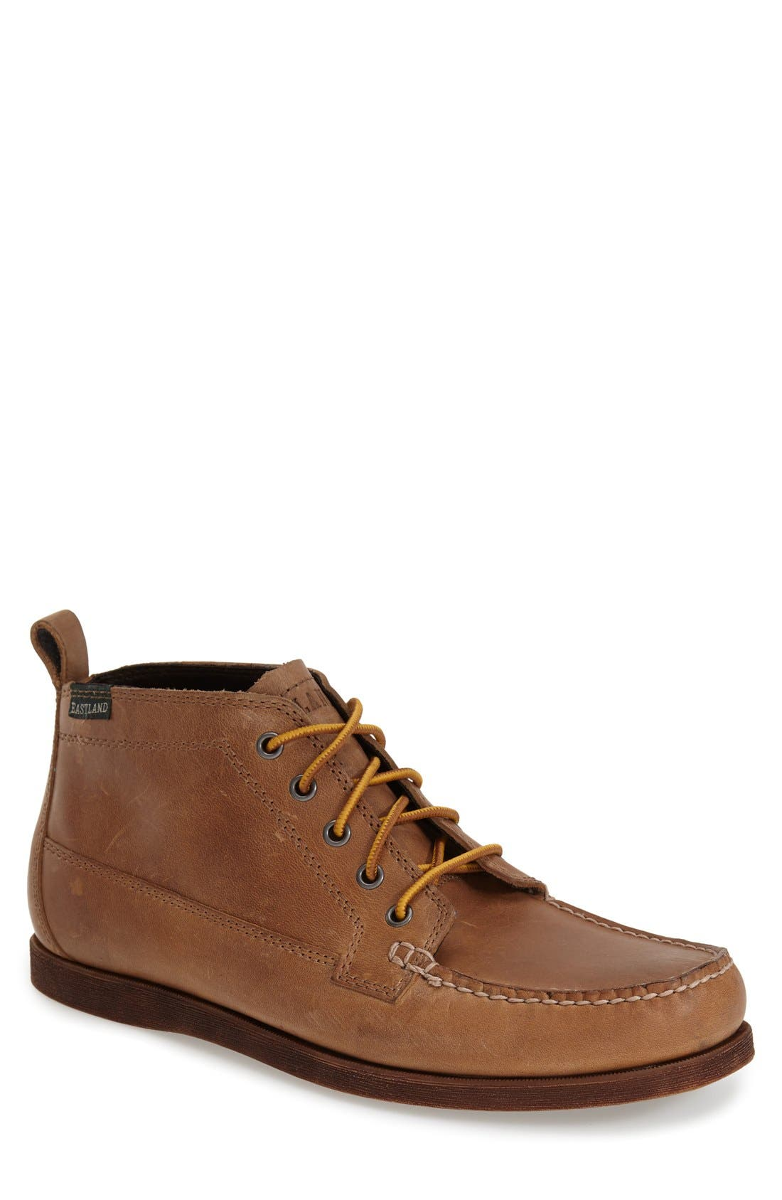 Eastland 'Seneca' Moc Toe Boot (Men)