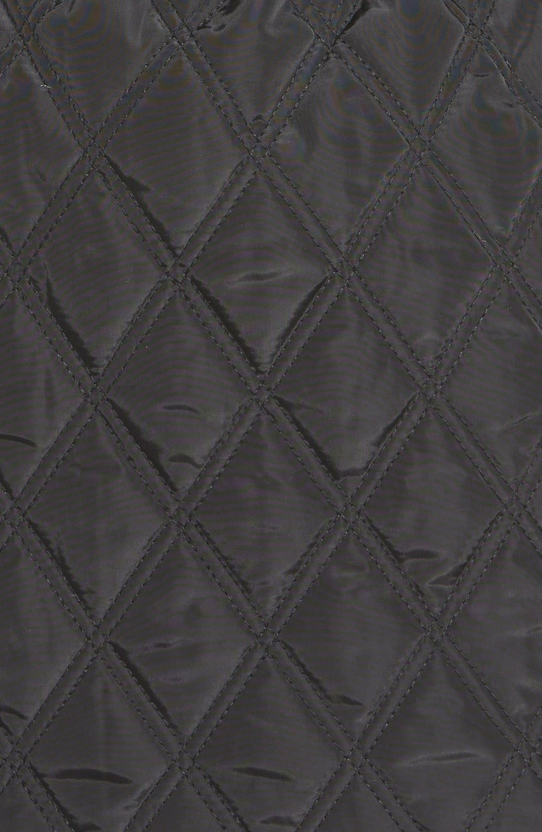 Alternate Image 3  - MICHAEL Michael Kors Quilted Field Jacket