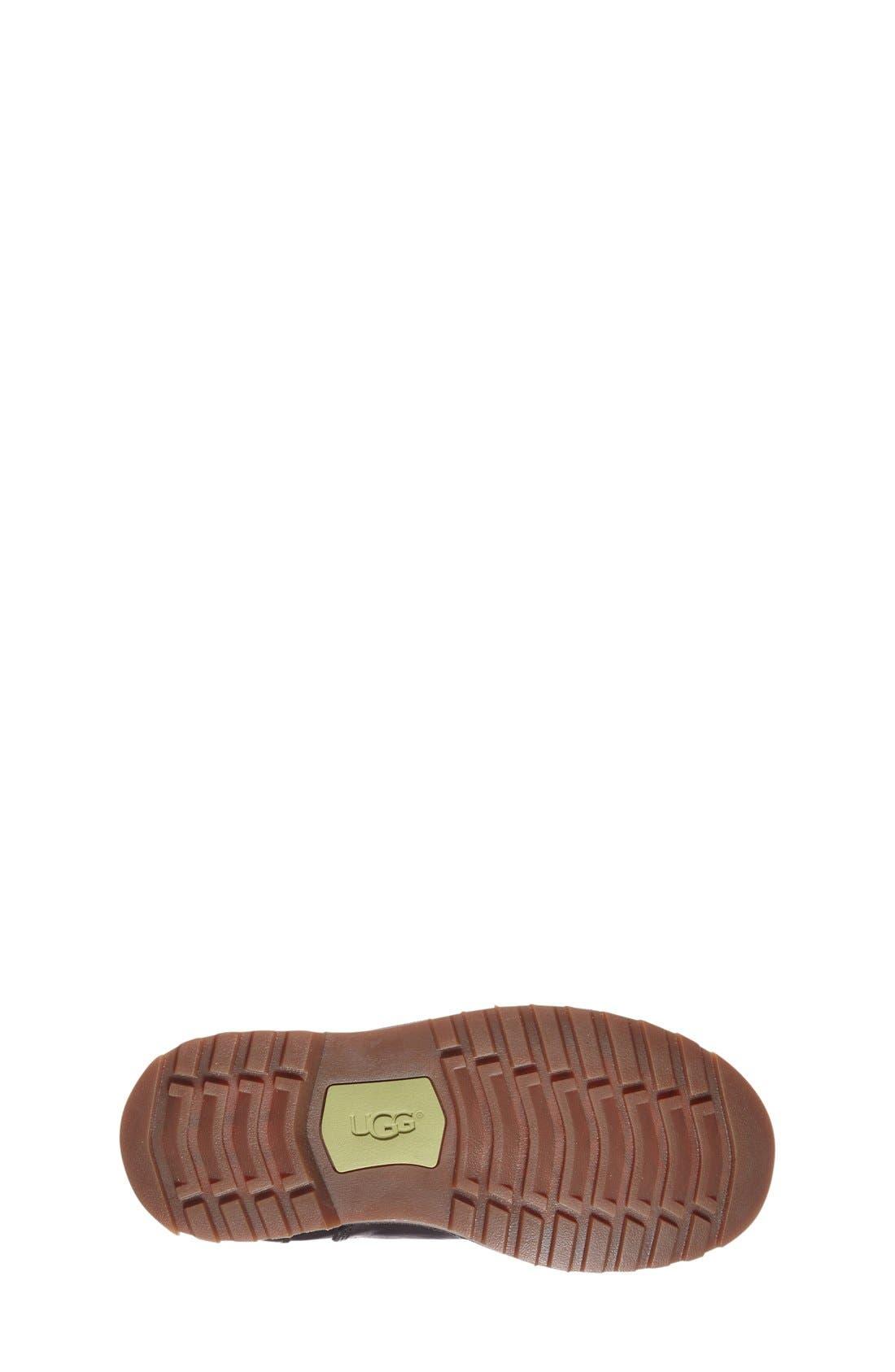 Alternate Image 4  - UGG® Callum Water Resistant Chelsea Boot (Walker, Toddler, Little Kid & Big Kid)
