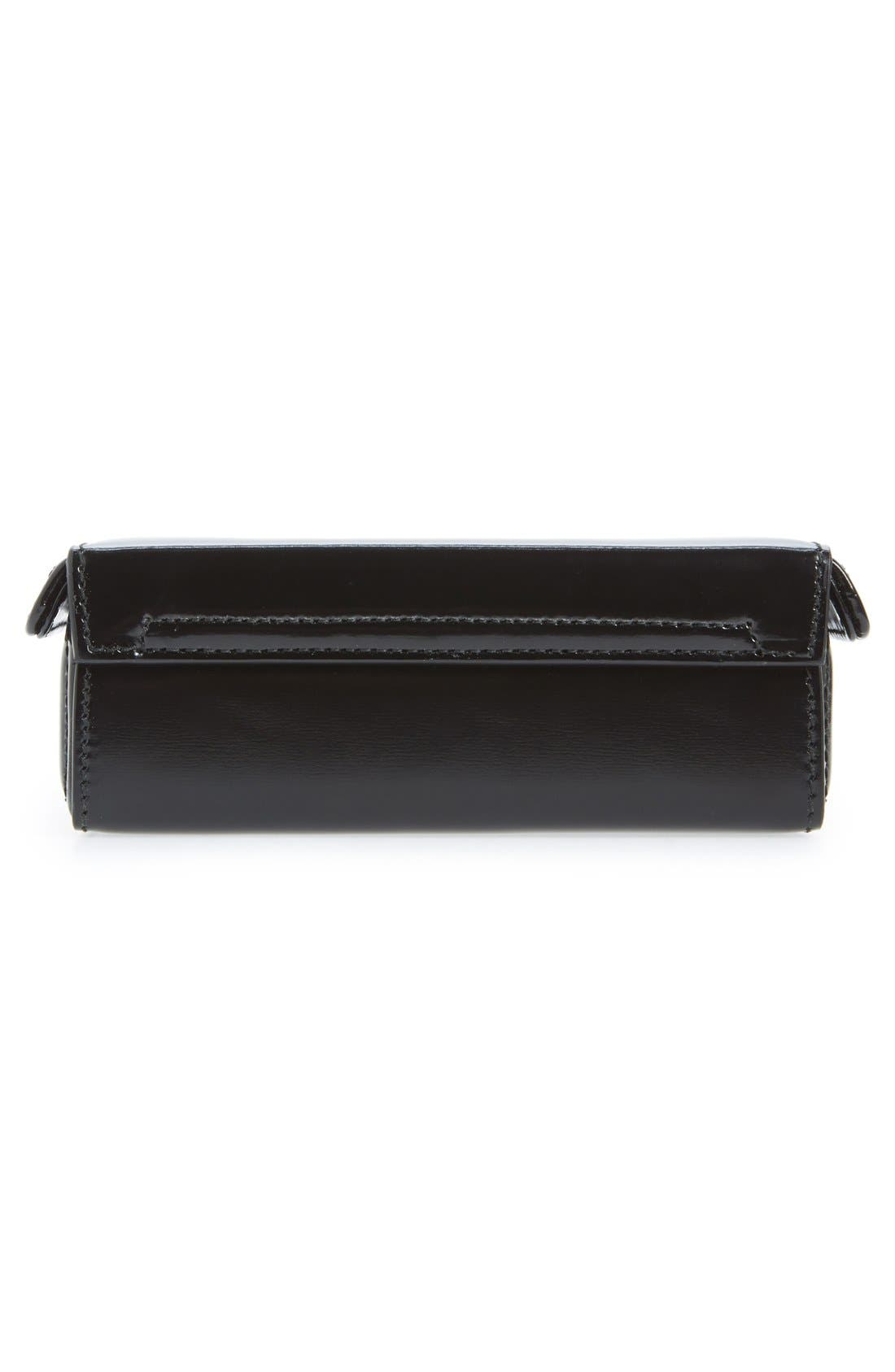 Alternate Image 6  - Mark Cross 'Grace' Spazzolato Leather Clutch