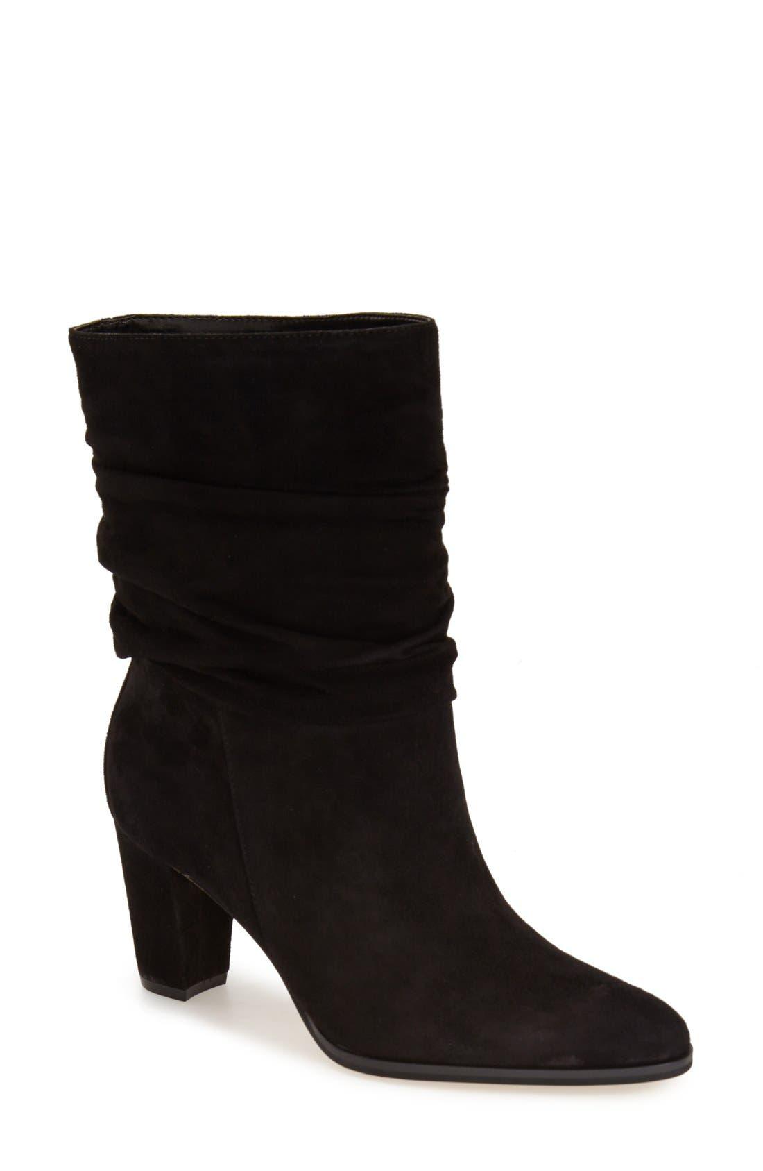 Alternate Image 1 Selected - IvankaTrump 'Jalli' Ankle Boot (Women)
