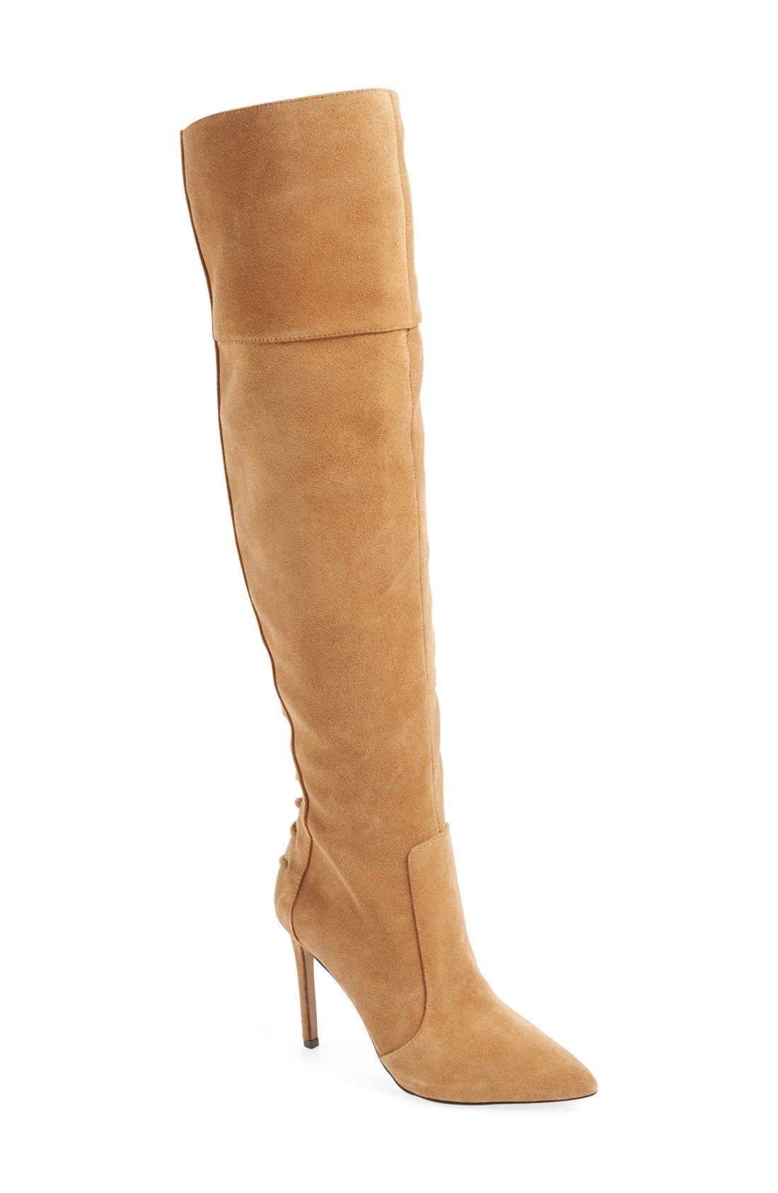 Alternate Image 1 Selected - Jessica Simpson'Parii' Over the Knee Boot (Women)