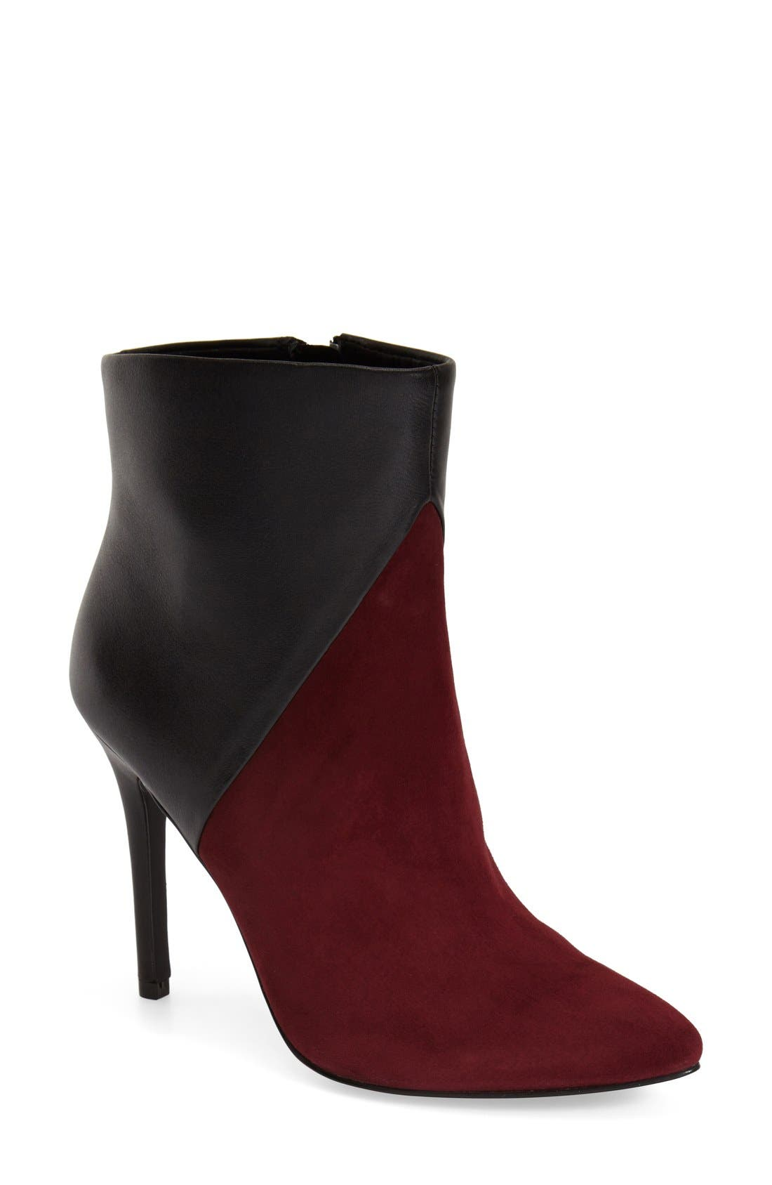 Main Image - Charles by Charles David 'Pine' Pointy Toe Bootie (Women)