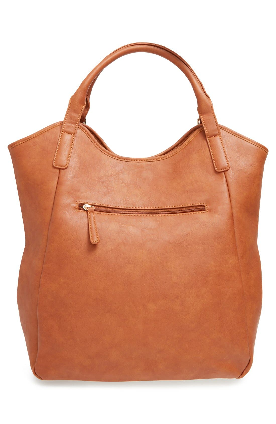 Alternate Image 3  - Emperia Faux Leather Tote