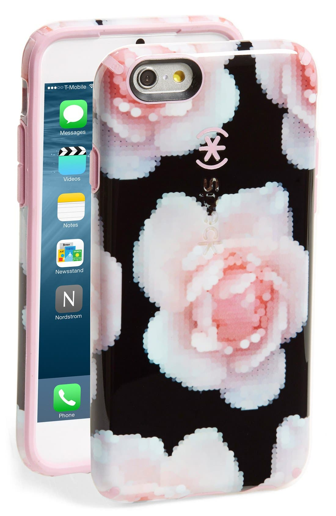 Alternate Image 1 Selected - Speck 'Candyshell Inked' iPhone 6 & 6s Case