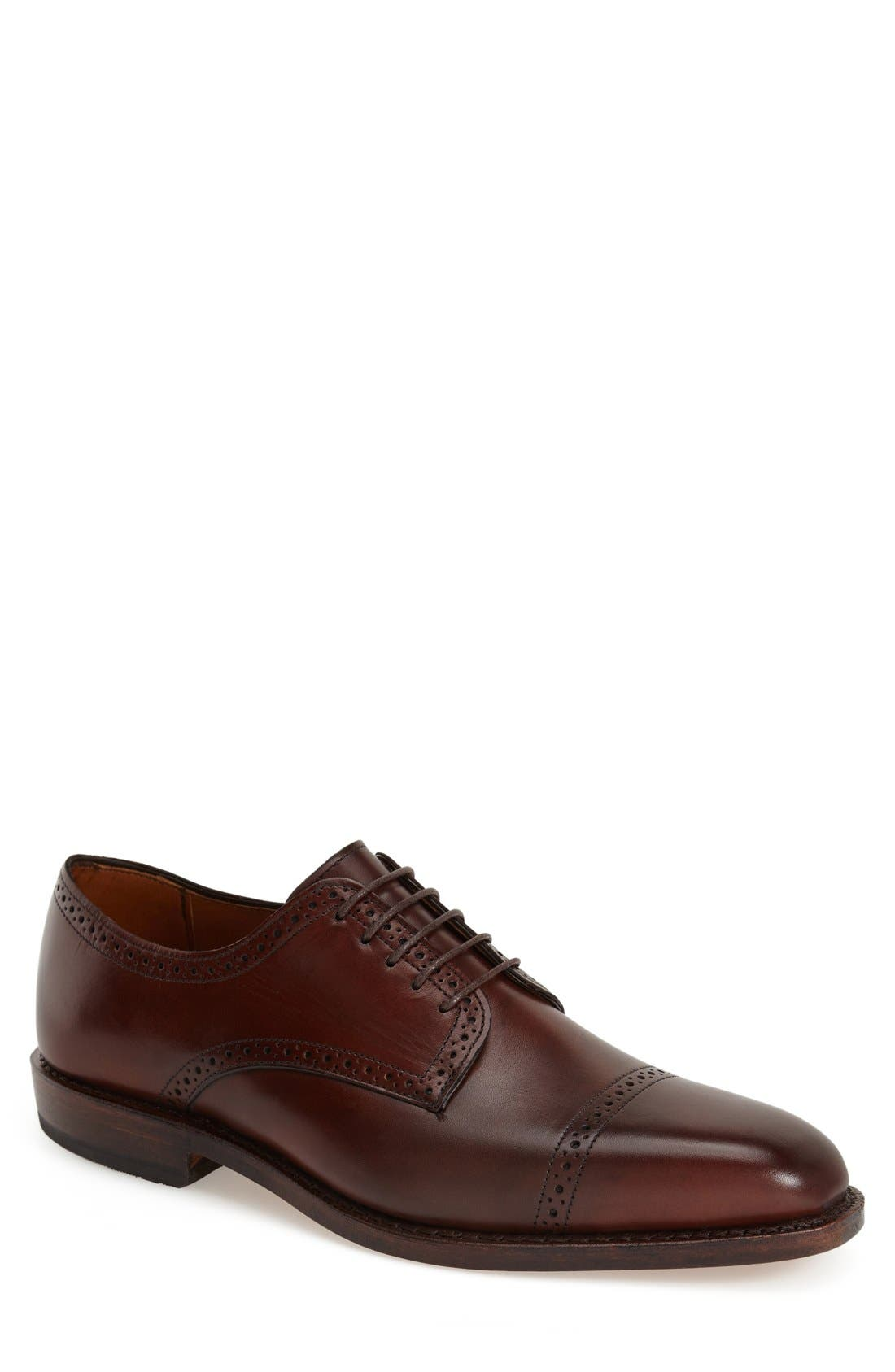 ALLEN EDMONDS 'Yorktown' Blucher