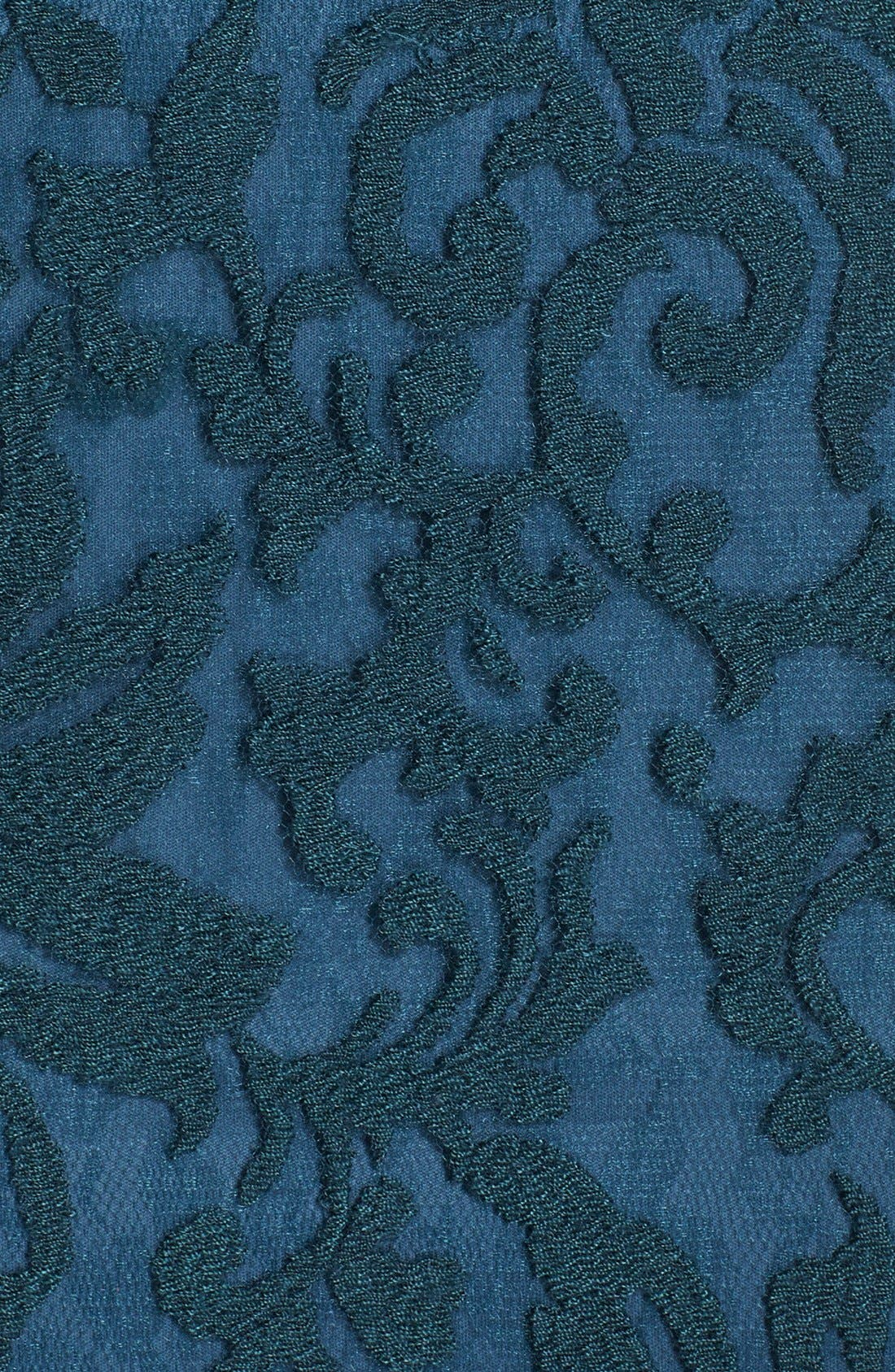 Alternate Image 5  - Tadashi Shoji Embroidered Lace Sheath Dress (Plus Size)