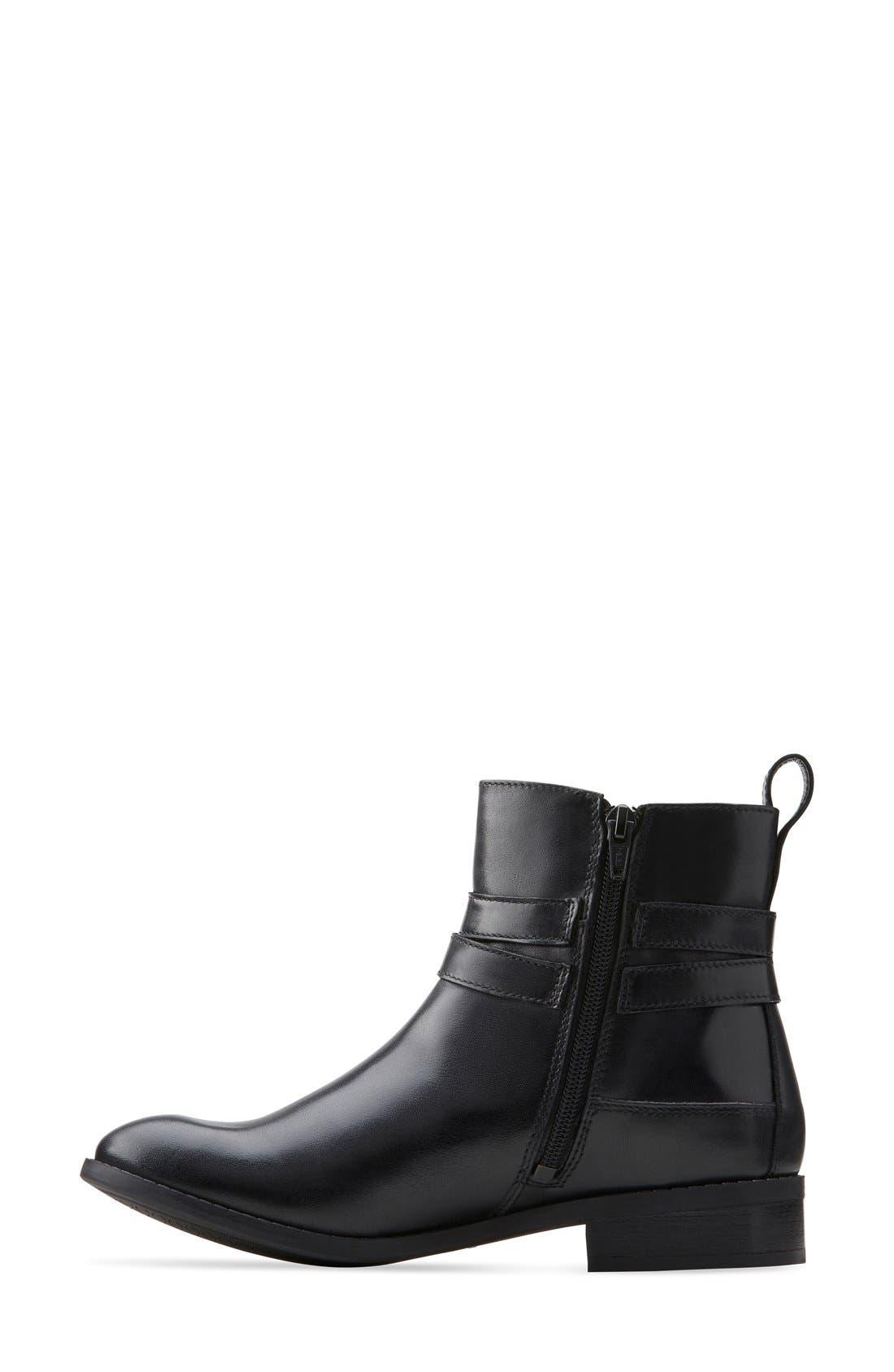 Alternate Image 2  - Clarks® 'Pita Austin' WaterproofAnkle Boot (Women)
