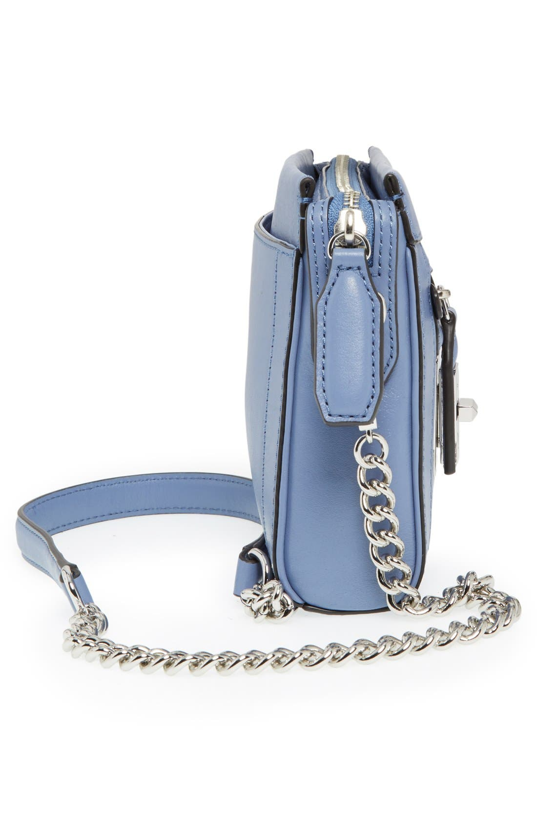 Alternate Image 6  - Rebecca Minkoff 'Mini Crosby' Crossbody Bag