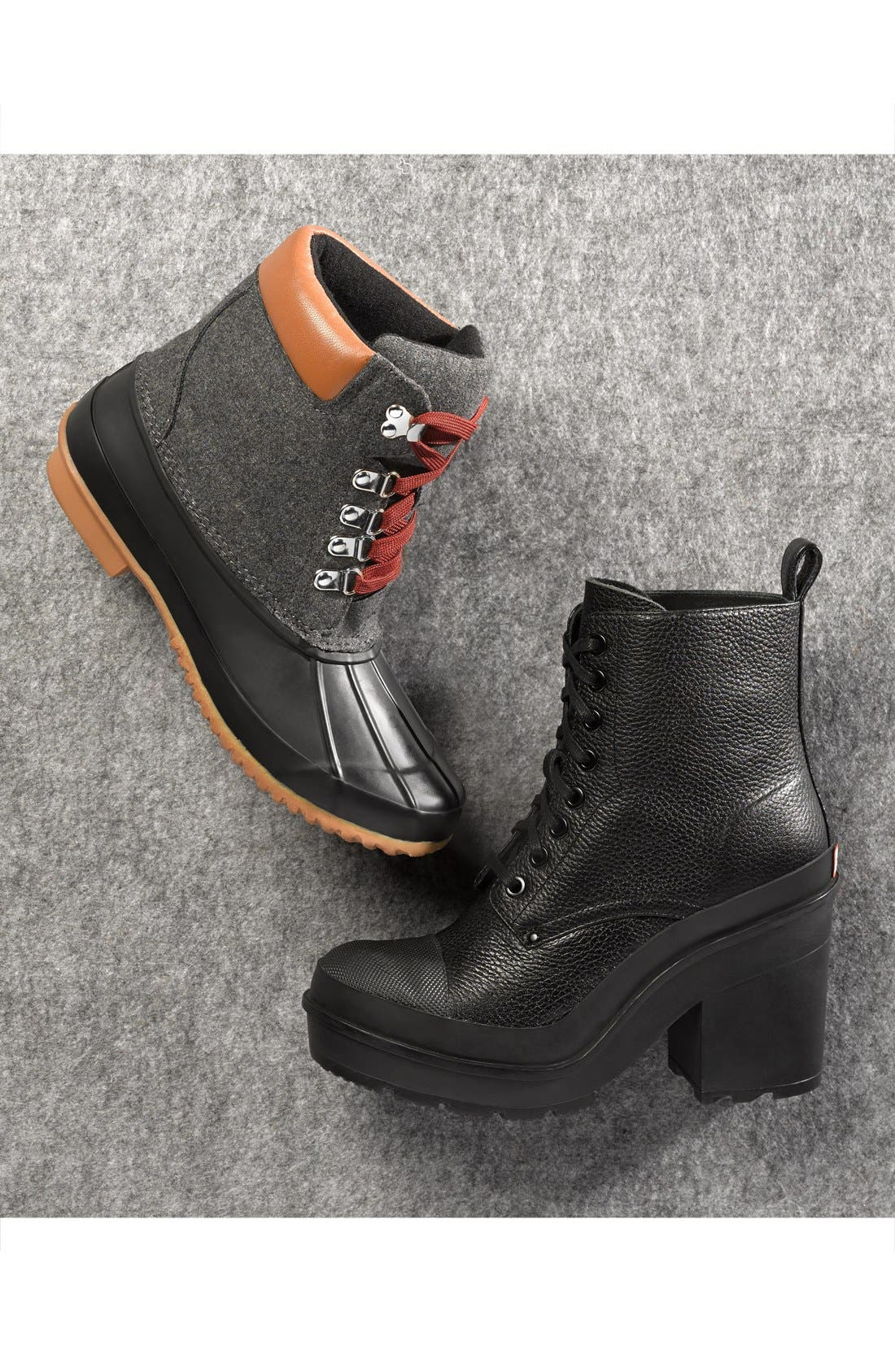 Alternate Image 5  - Joie'Delyth'Lace-Up Boot (Women)