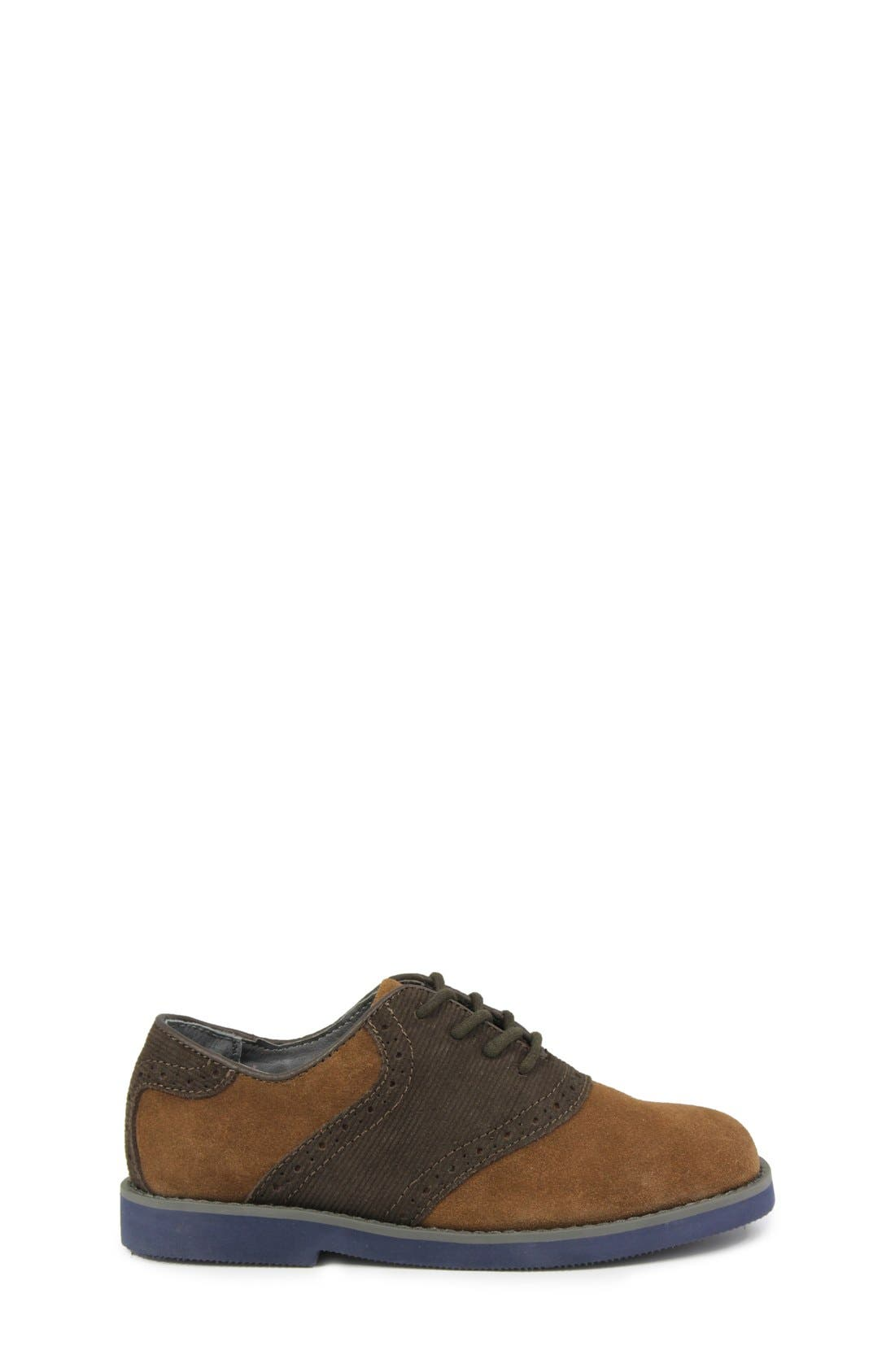 Alternate Image 3  - Florsheim 'Kennett' Oxford (Toddler, Little Kid & Big Kid)