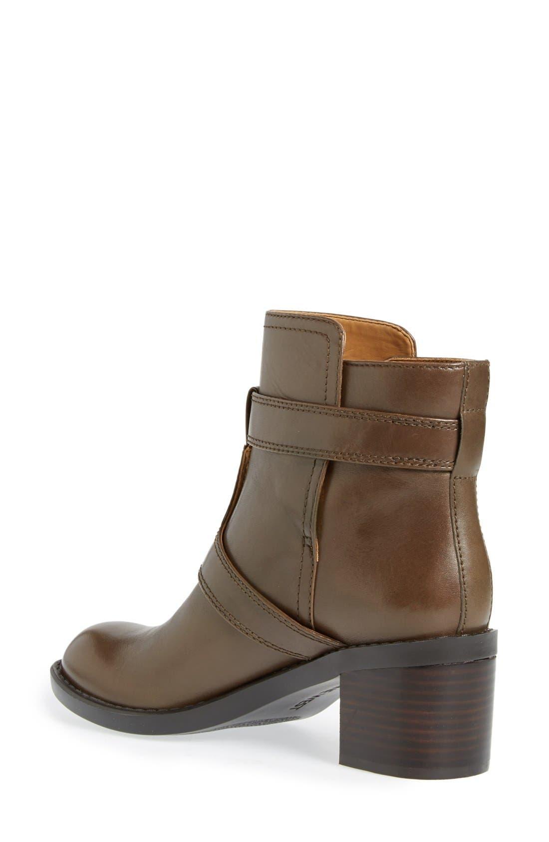 Alternate Image 2  - Nine West 'Lorena' Buckle Mid Boot (Women)