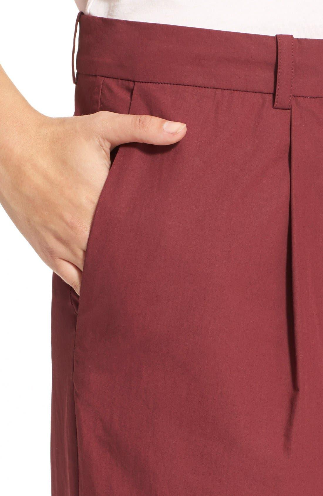 Alternate Image 6  - ACNE Studios 'Onno Pop' Suit Trousers