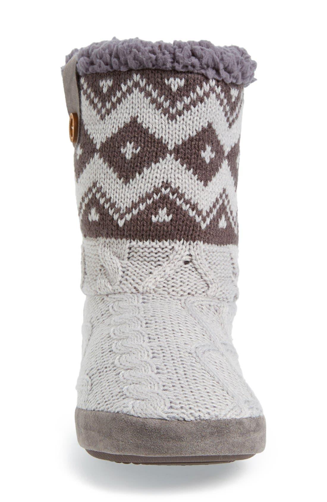 Alternate Image 3  - MUK LUKS'Arden' Slipper Boot (Women)