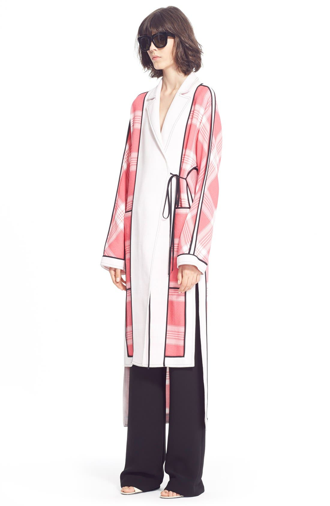 Alternate Image 8  - ACNE Studios 'Vaughn Frosted' Tie Front Cardigan