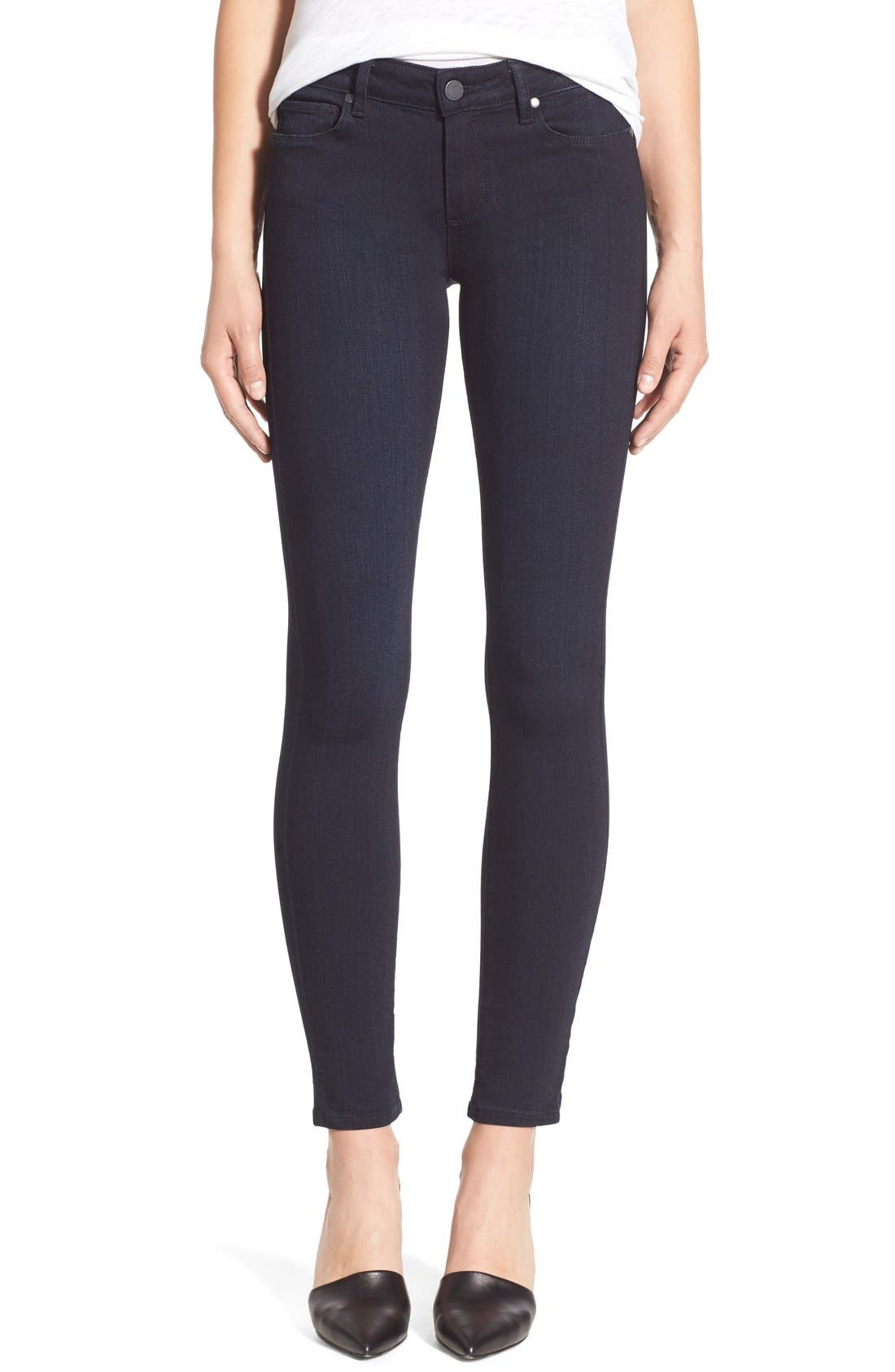 Main Image - Paige Denim 'Verdugo' Ultra Skinny Jeans (Amorie)