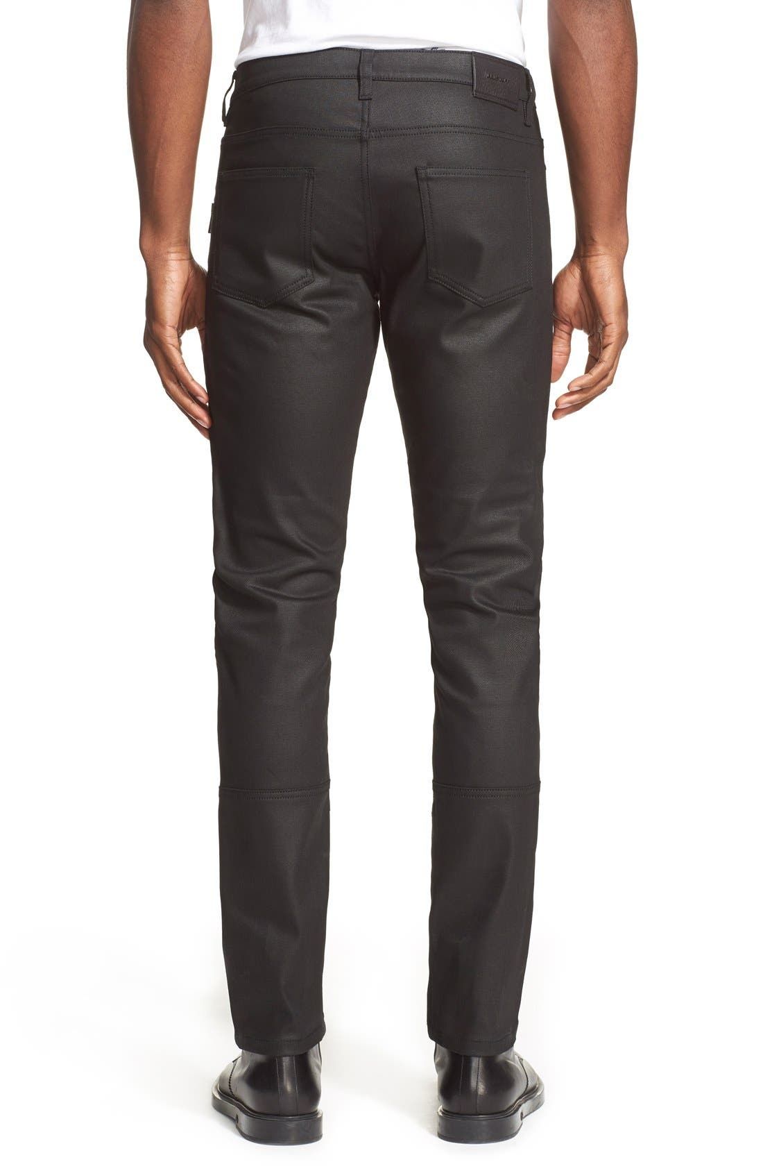 Alternate Image 2  - Belstaff 'Blackrod' Raw Stretch Denim Moto Jeans
