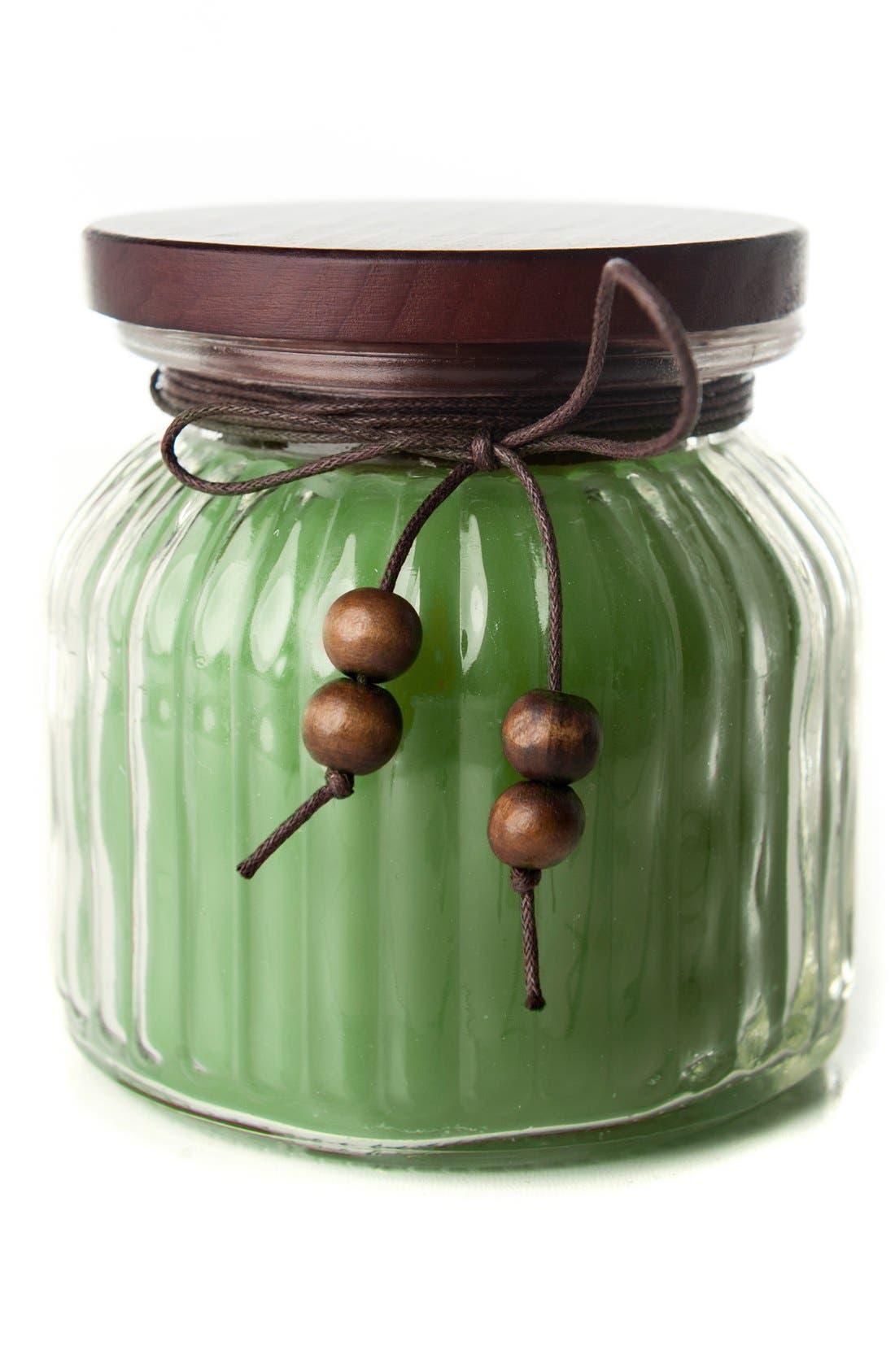 Alternate Image 1 Selected - Amazing Flameless Candle Glass Jar Flameless Candle