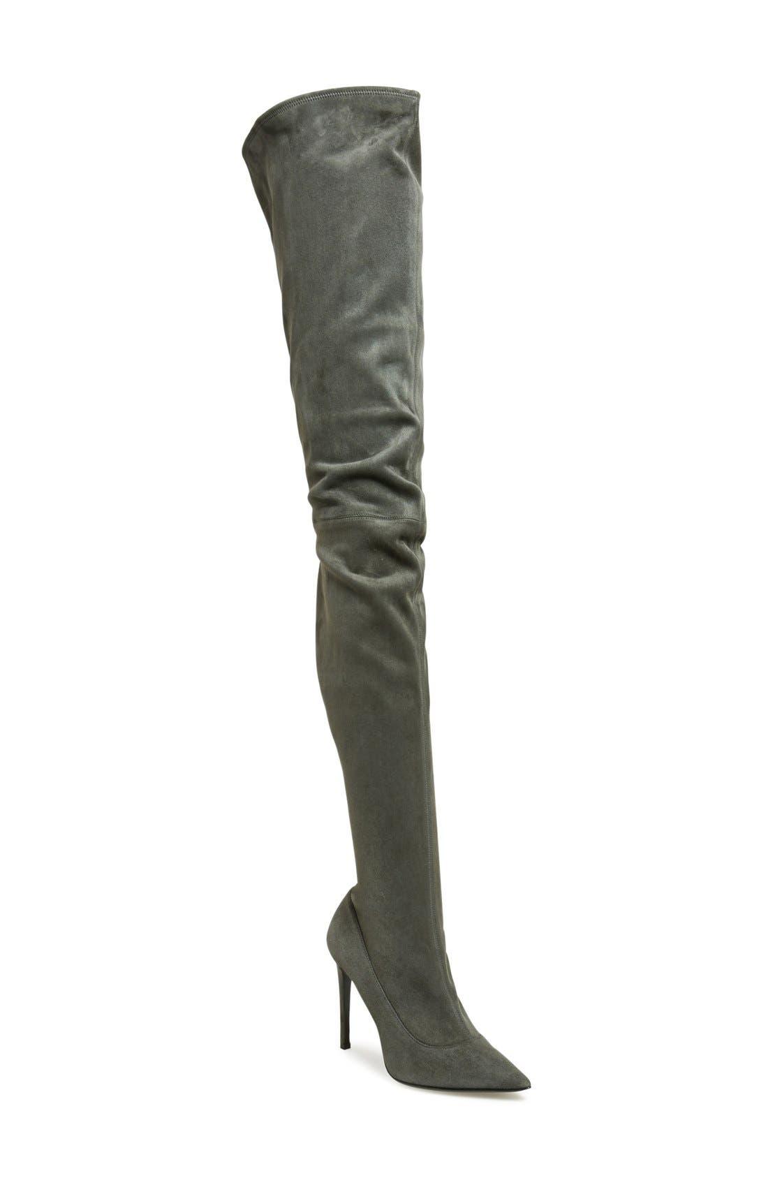 Main Image - Tamara Mellon 'Trouble' Stretch Thigh High Boot (Women)