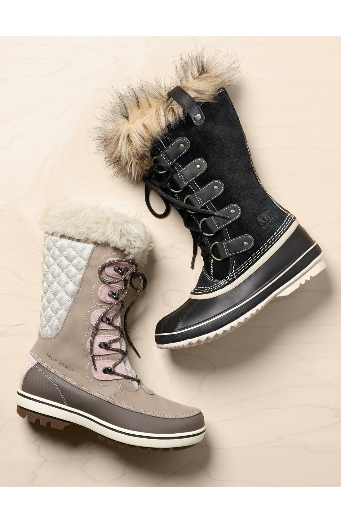 Alternate Image 5  - Helly Hansen 'Garibaldi' Waterproof Snow Boot (Women)