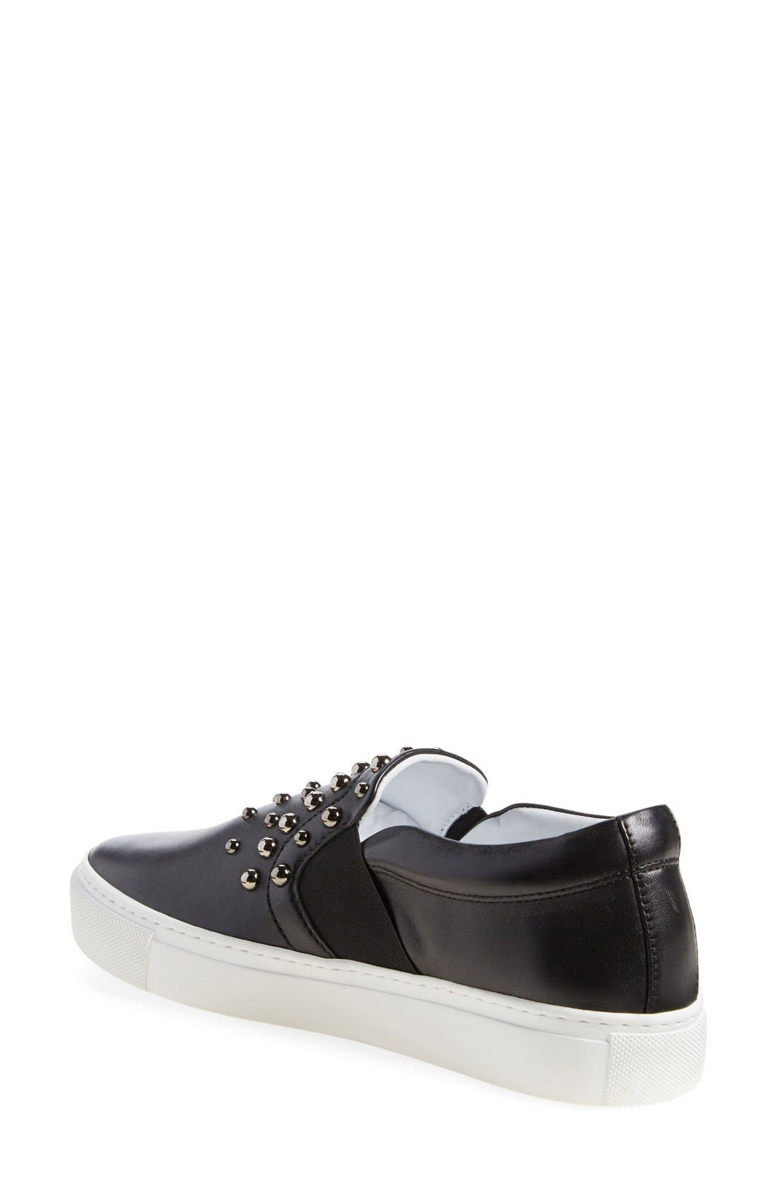 Alternate Image 2  - Lanvin Slip-On Skate Sneaker (Women)