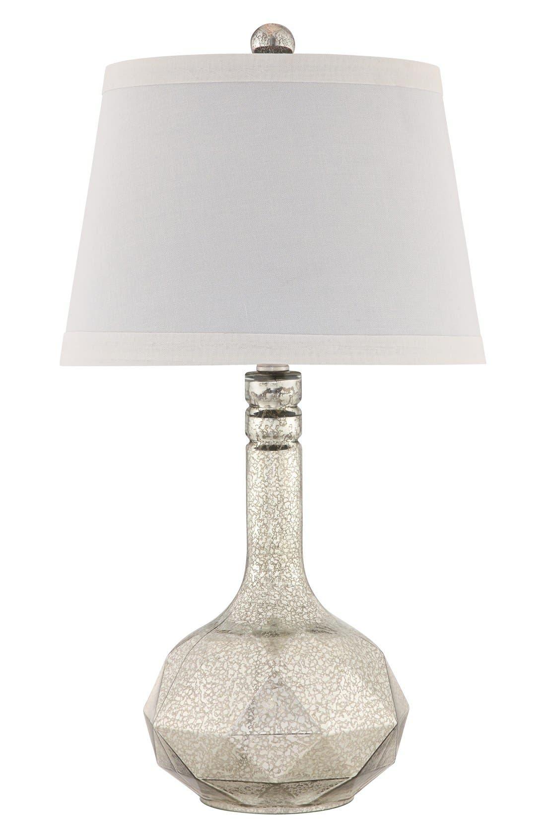 Alternate Image 1 Selected - JAlexander Lighting Mercury Glass Table Lamp