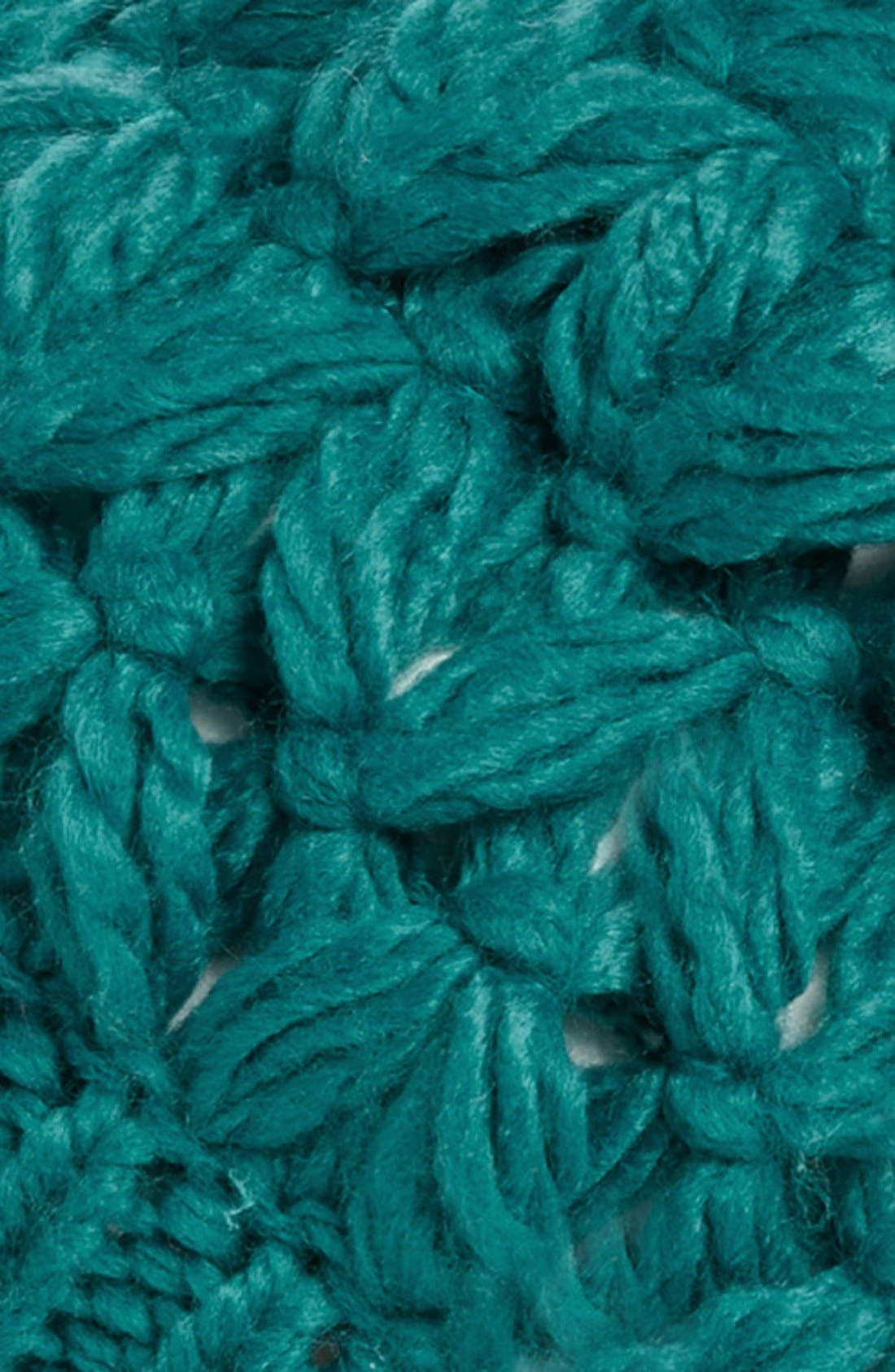 Alternate Image 2  - Collection XIIX Crochet Pompom Beanie