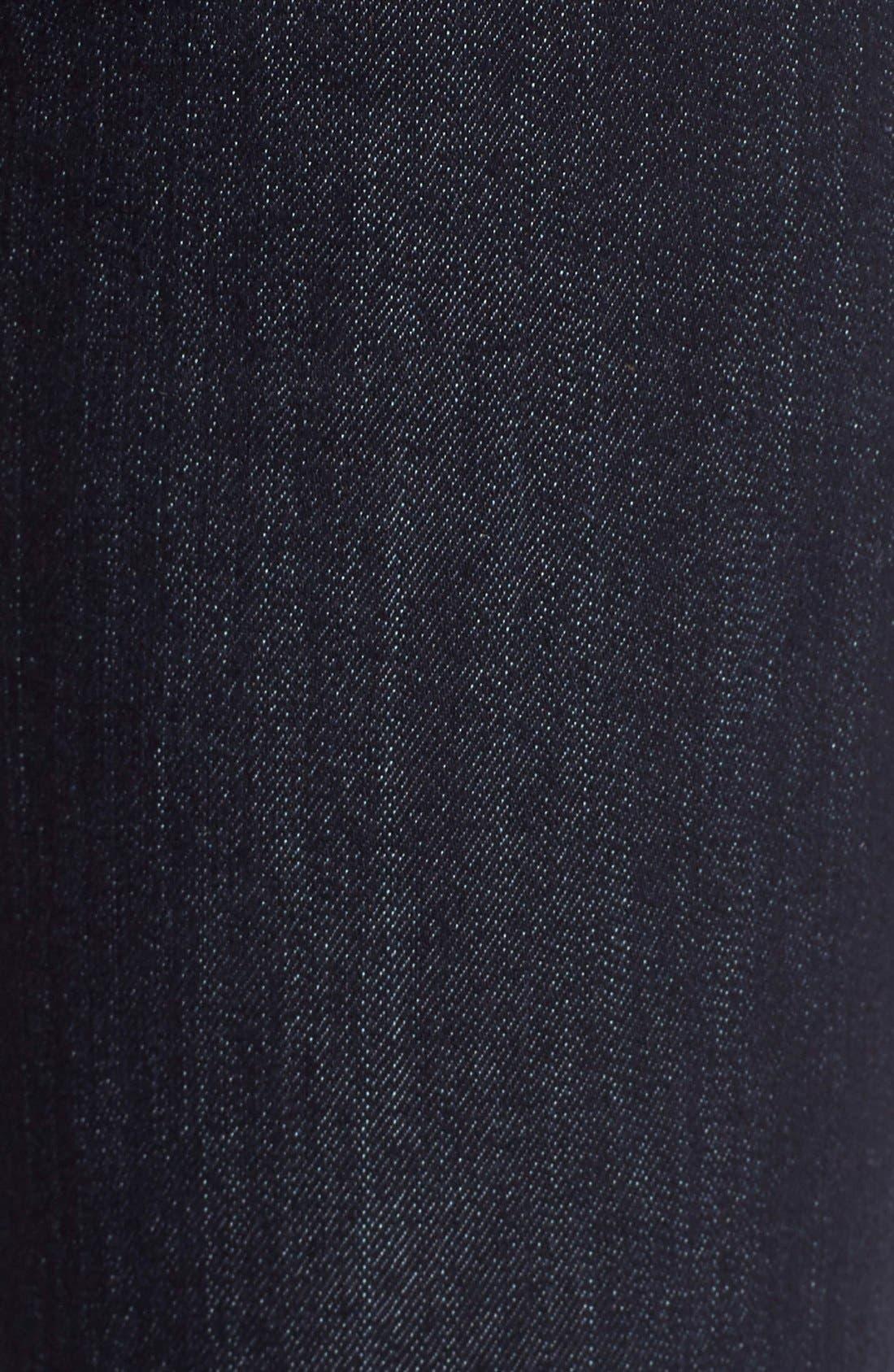 Alternate Image 5  - Jolt Skinny Jeans (Indigo)