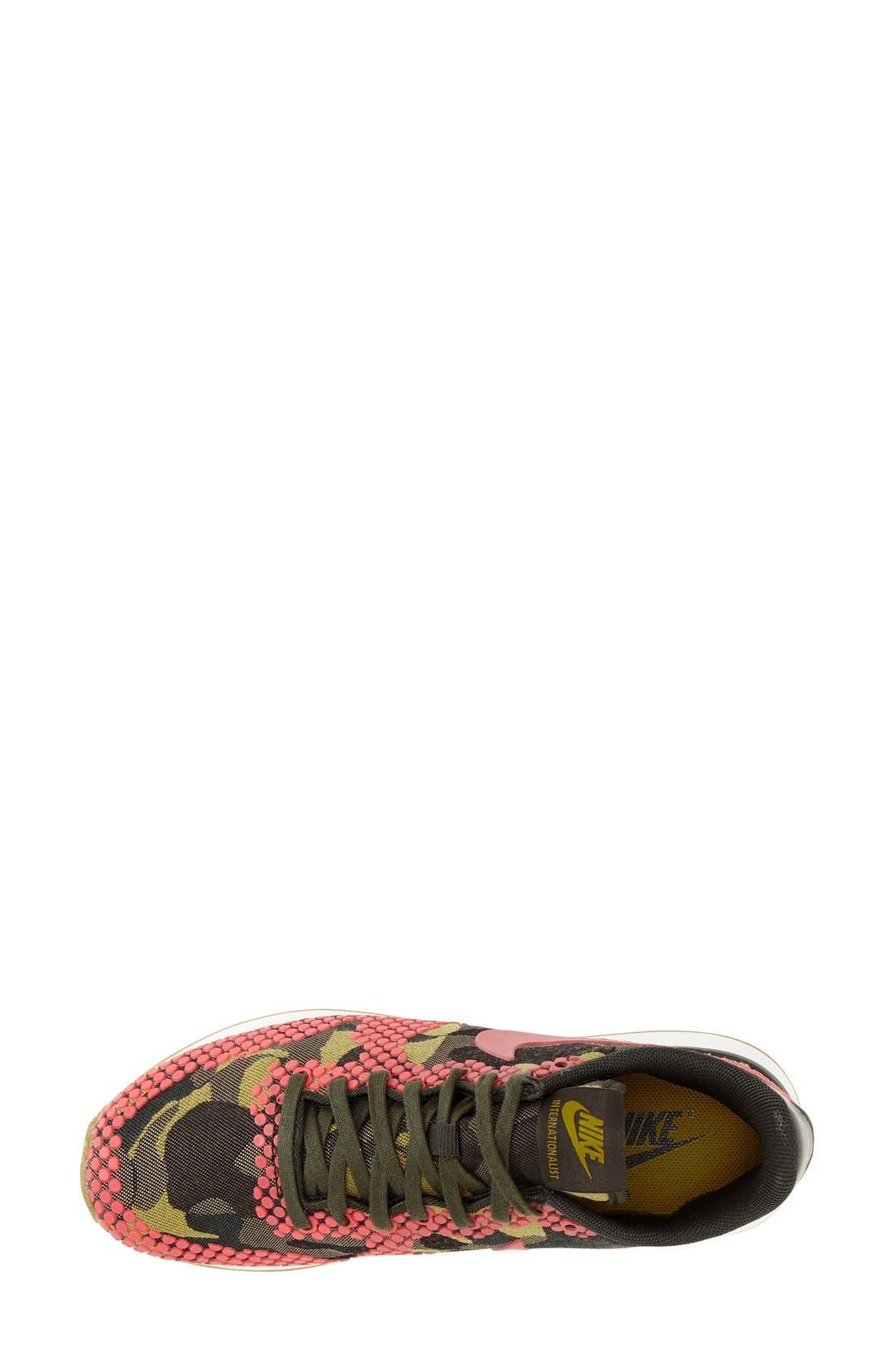 Alternate Image 3  - Nike 'Internationalist' Print Sneaker (Women)