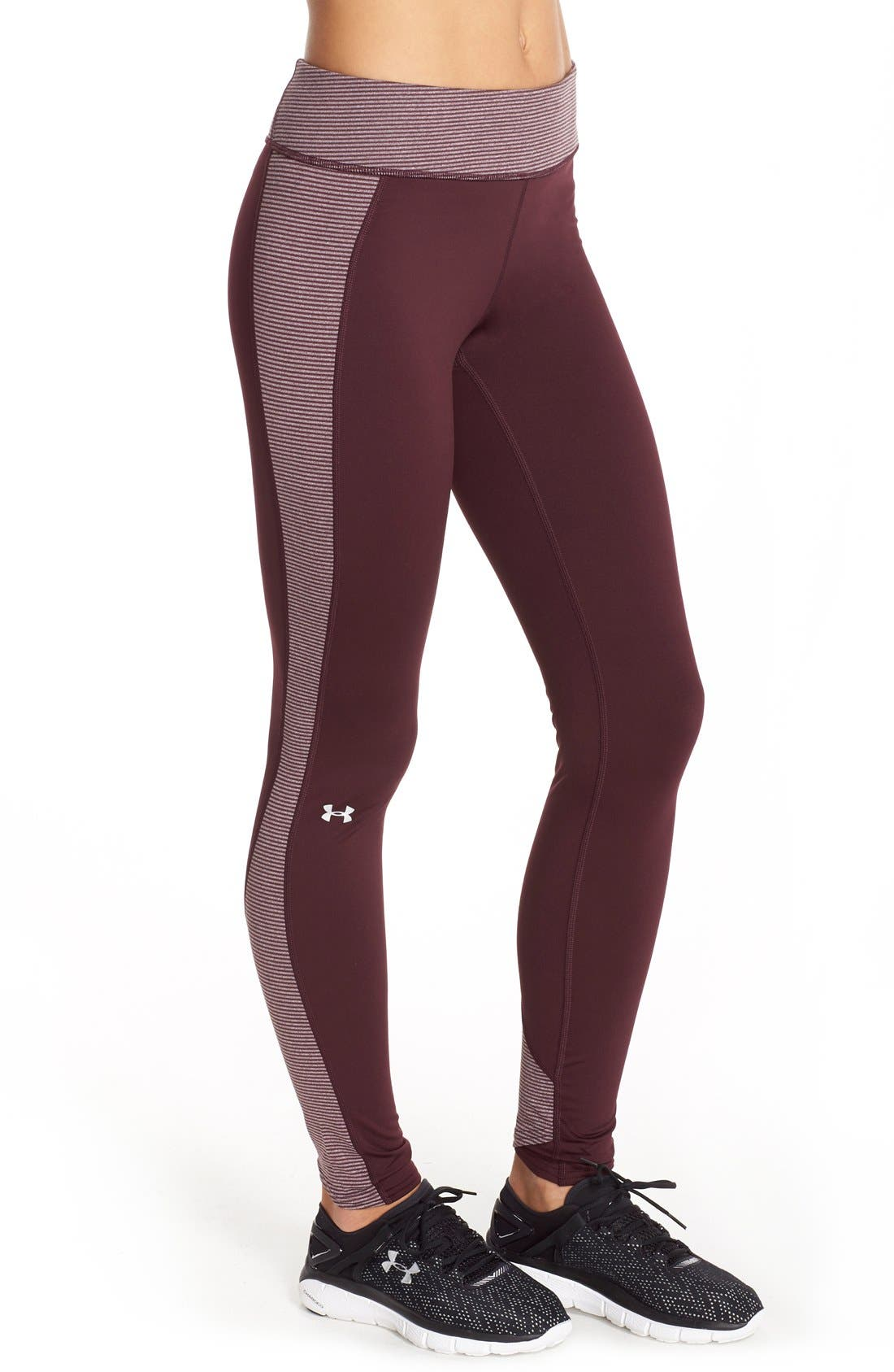 Alternate Image 3  - Under Armour 'Armour' ColdGear® Tights
